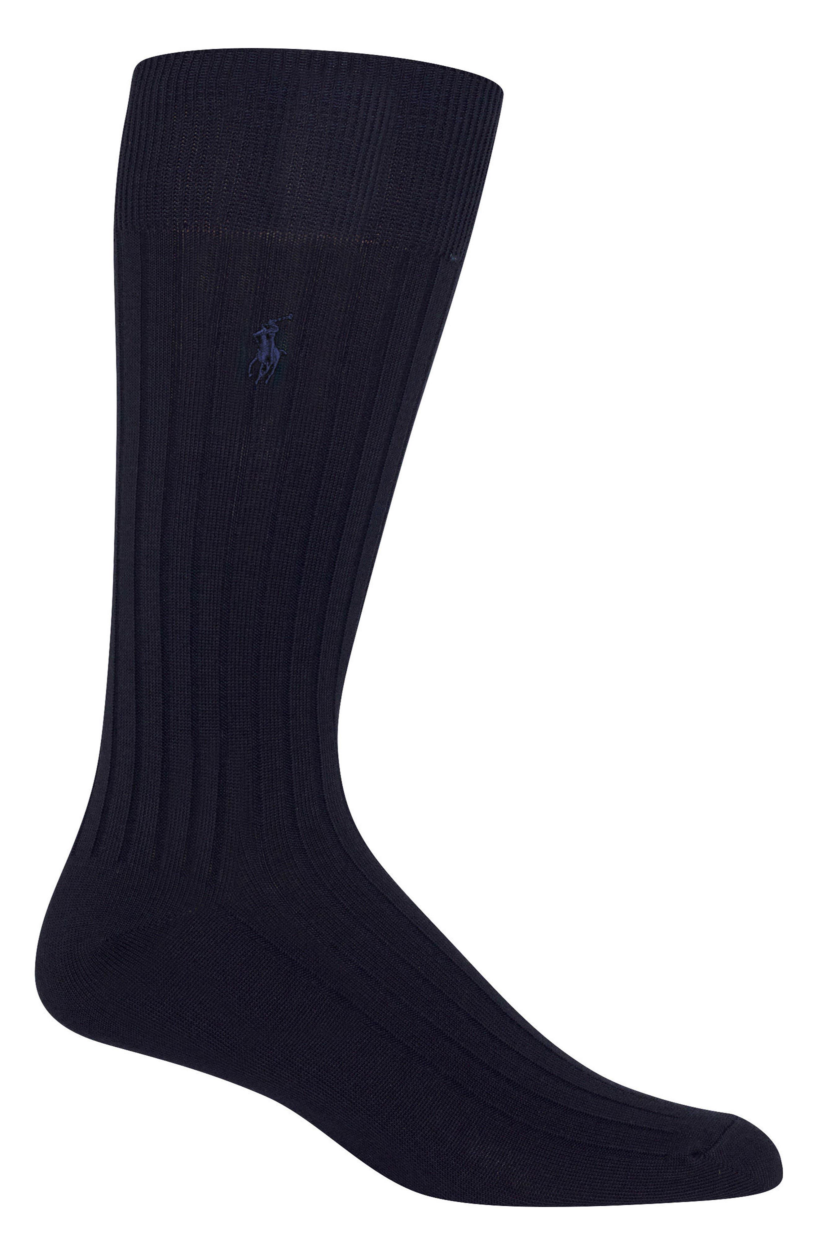 Ribbed Socks,                             Main thumbnail 4, color,
