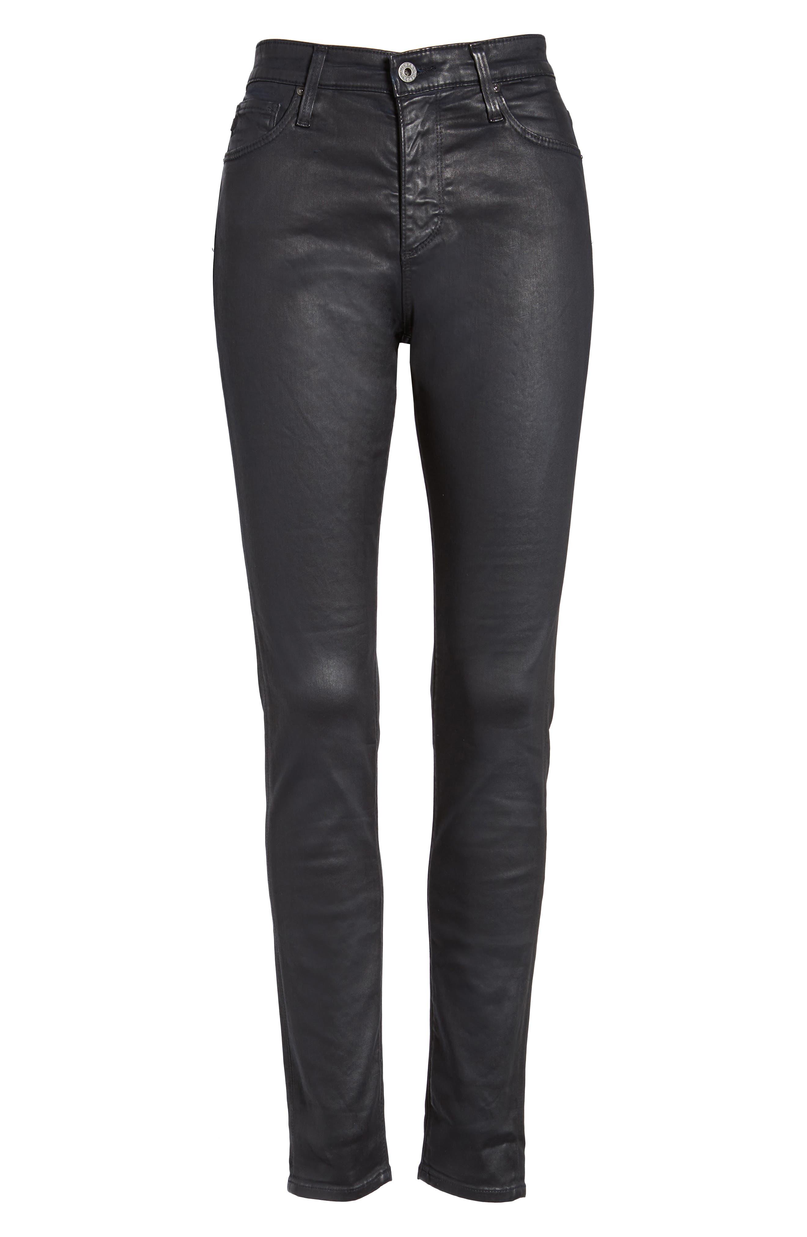 The Farrah High Rise Skinny Jeans,                             Alternate thumbnail 22, color,