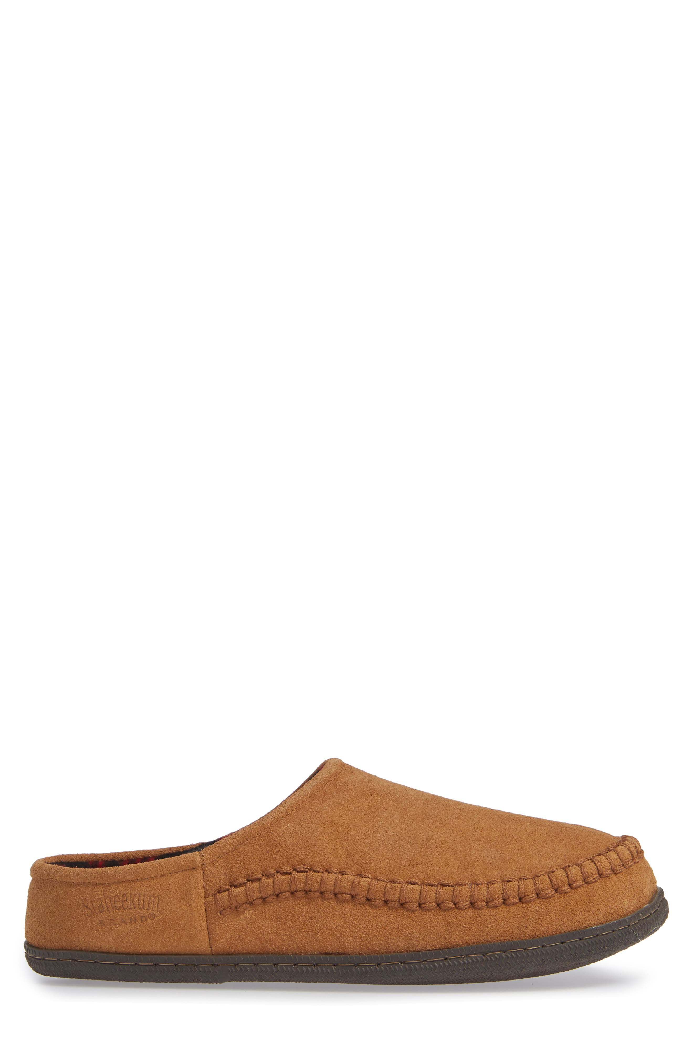 Cypress Flannel Lined Slipper,                             Alternate thumbnail 3, color,                             212