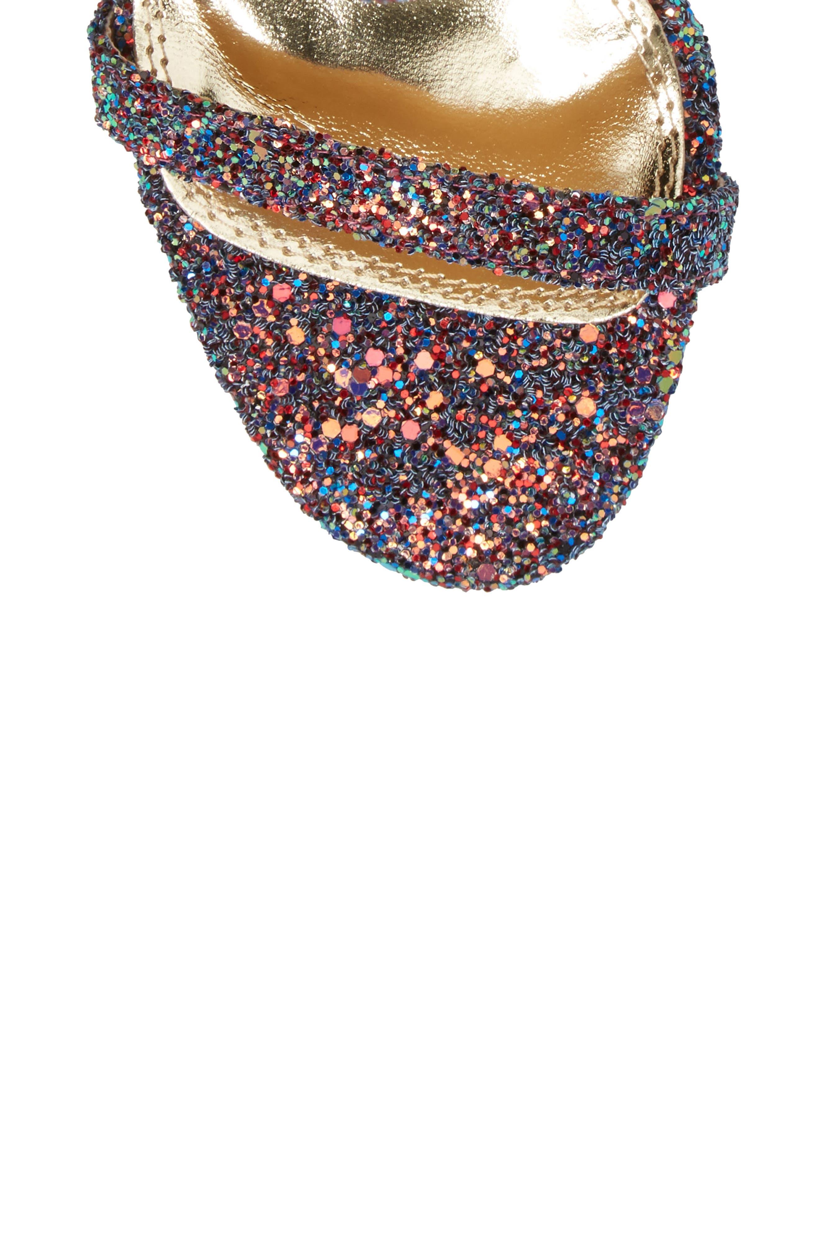 Naomi Ankle Strap Pump,                             Alternate thumbnail 10, color,