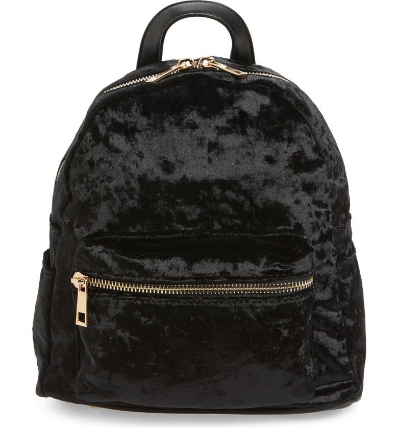 a8e52f900fff BP. Mini Velvet Backpack