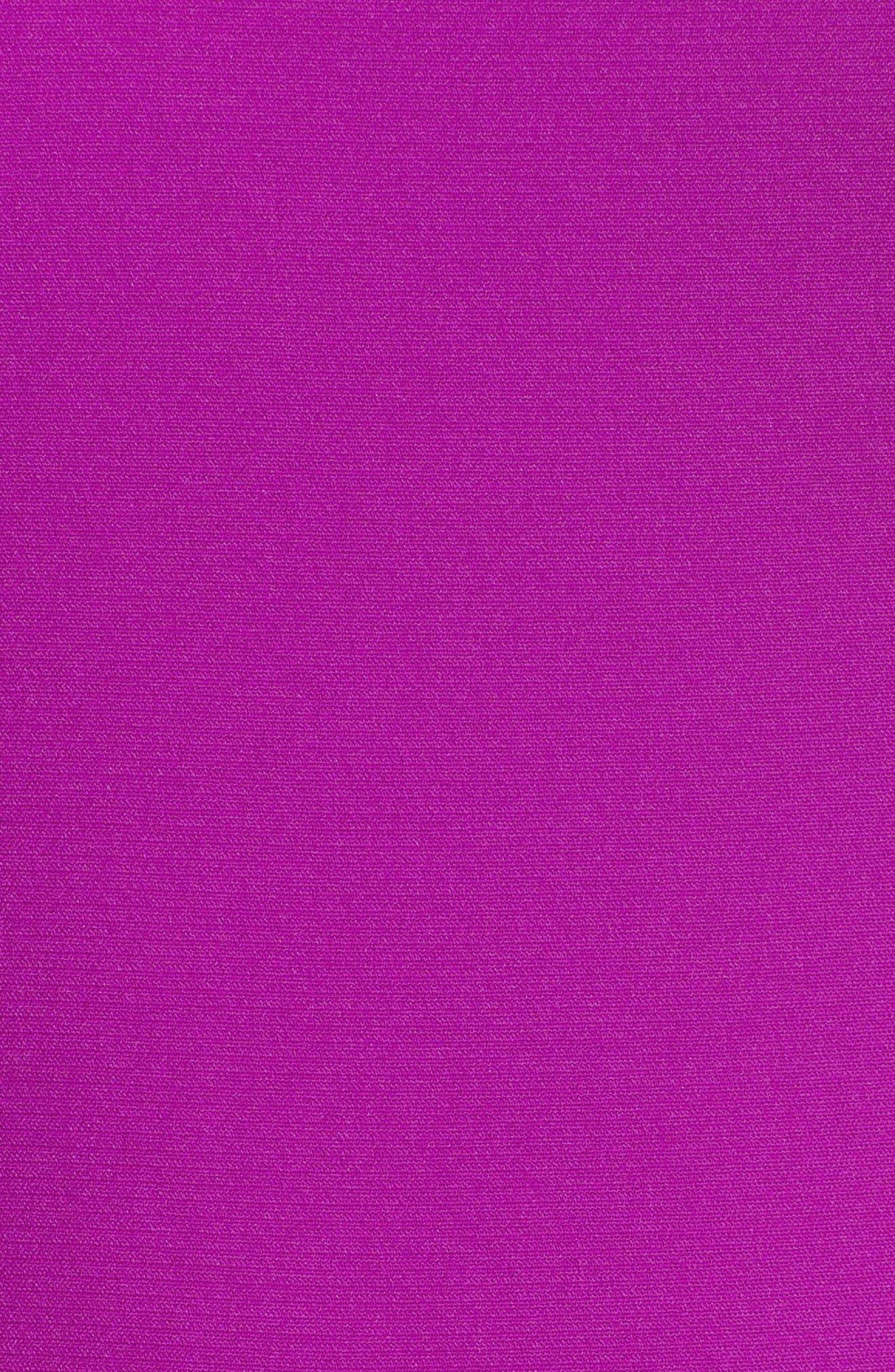 Gemma Fit & Flare Dress,                             Alternate thumbnail 12, color,
