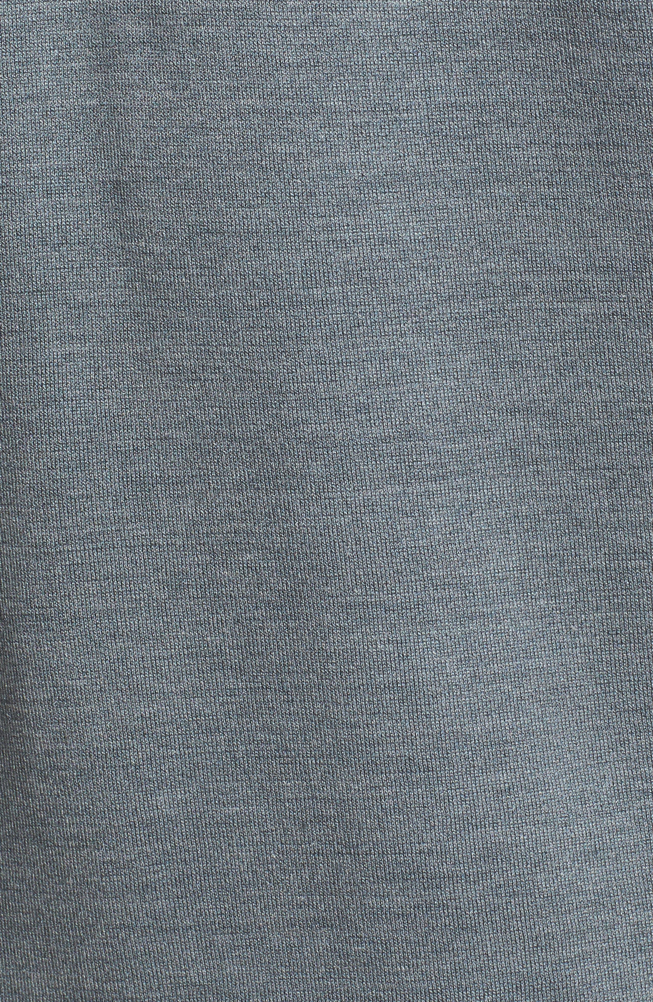 Hampton Silk Blend Polo,                             Alternate thumbnail 5, color,                             036