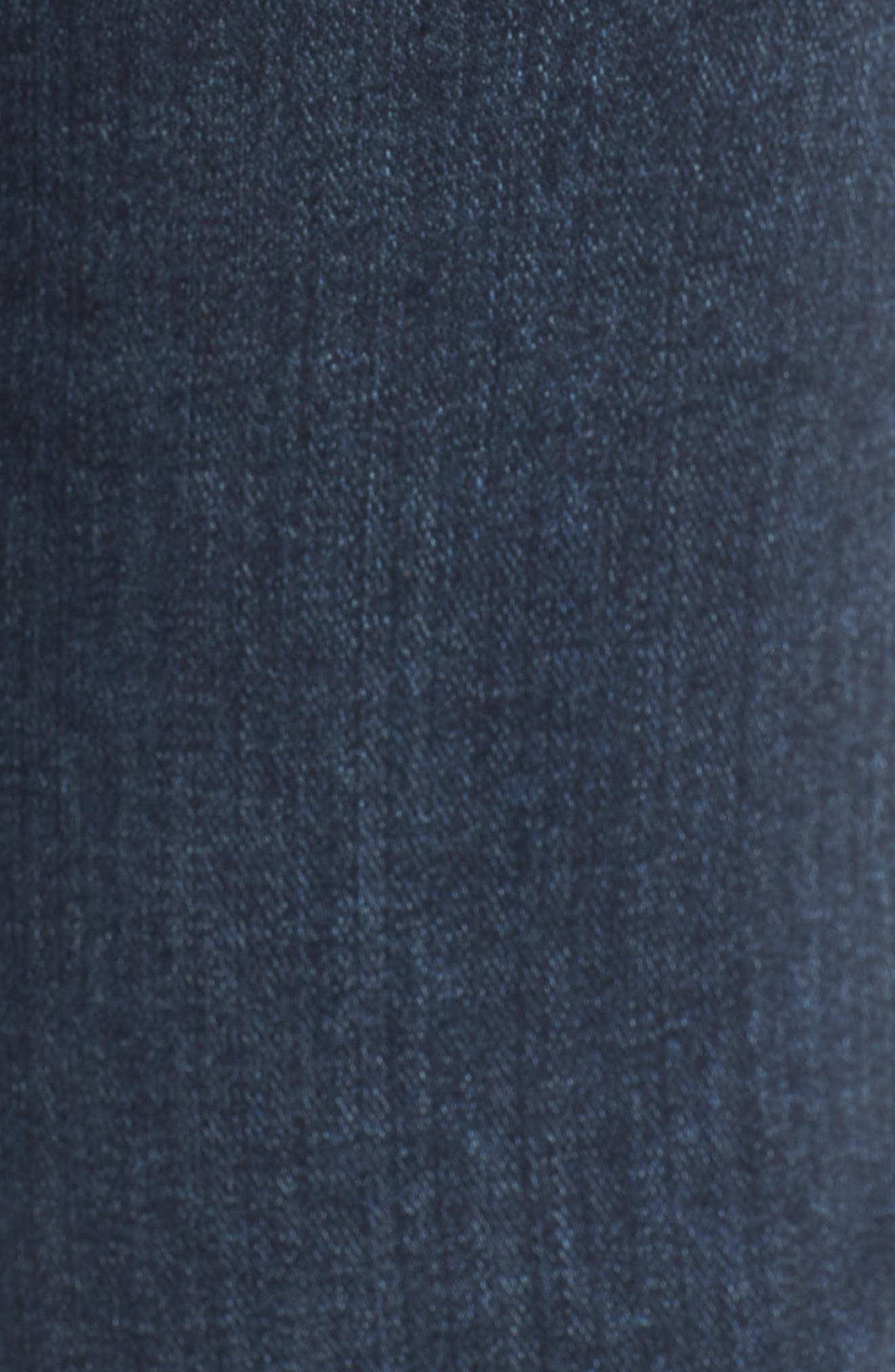 'Beth' Baby Bootcut Jeans,                             Alternate thumbnail 5, color,                             422