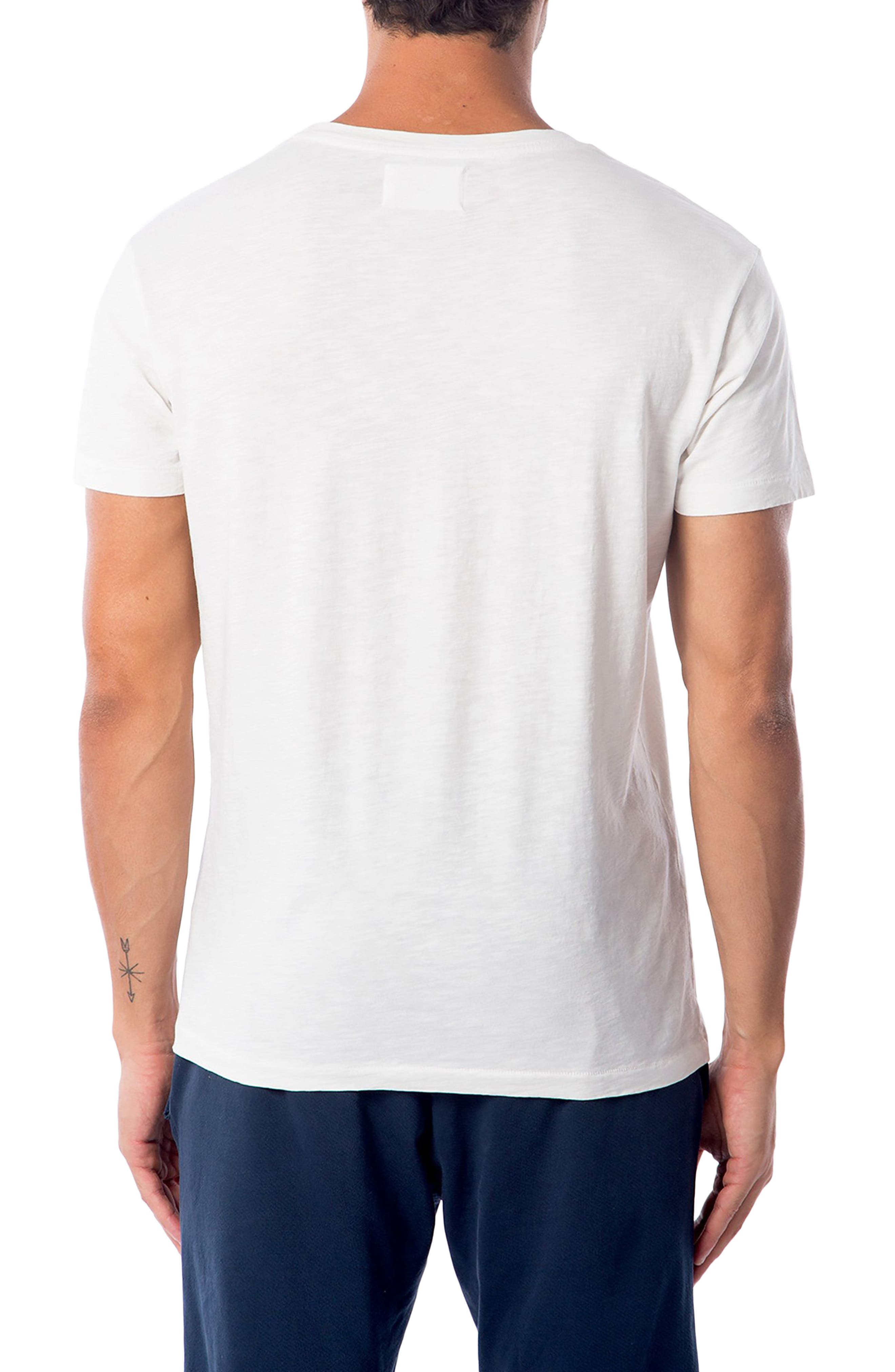 Born in the USA T-Shirt,                             Alternate thumbnail 2, color,                             WHITE
