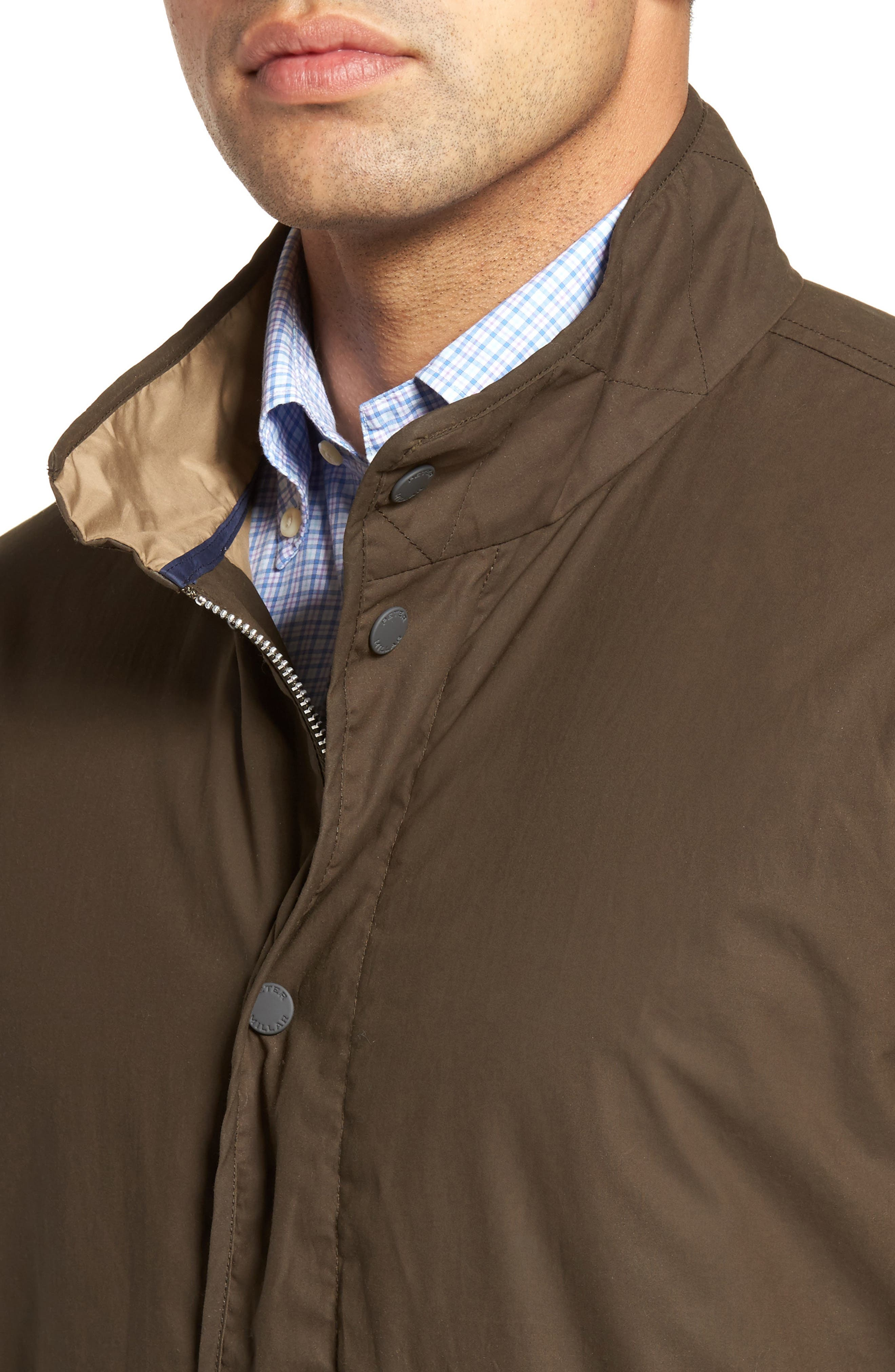 Harrison Wine Country Field Jacket,                             Alternate thumbnail 4, color,                             391