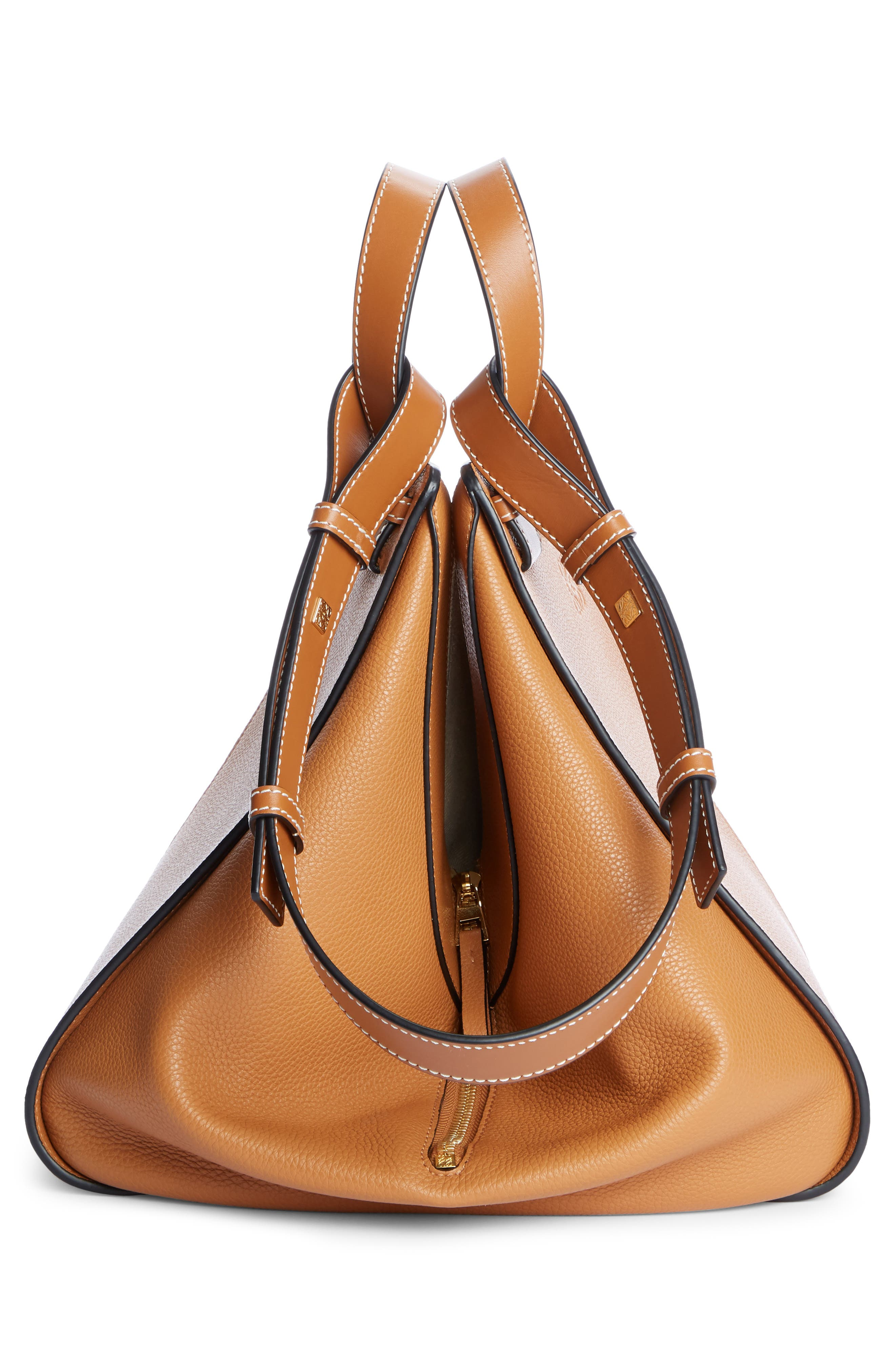 Medium Hammock Calfskin Leather Shoulder Bag,                             Alternate thumbnail 3, color,                             250