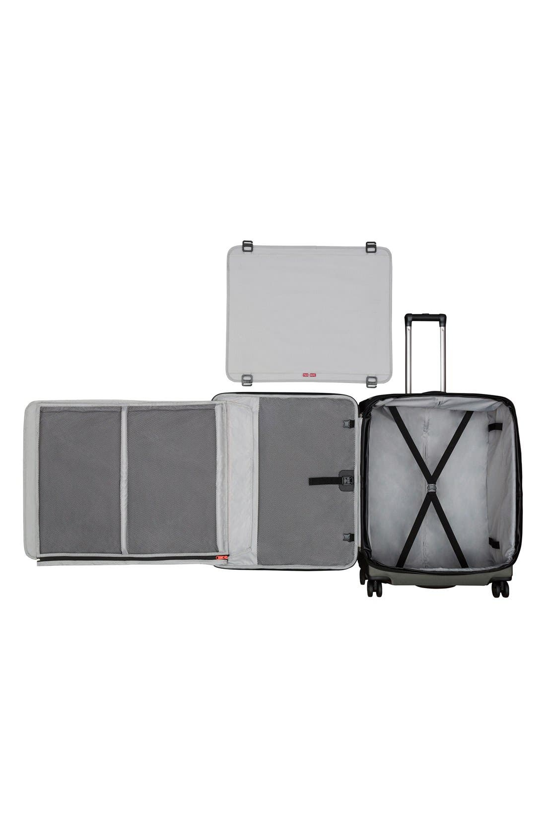 WT 5.0 Dual Caster Wheeled 27-Inch Packing Case,                             Alternate thumbnail 6, color,