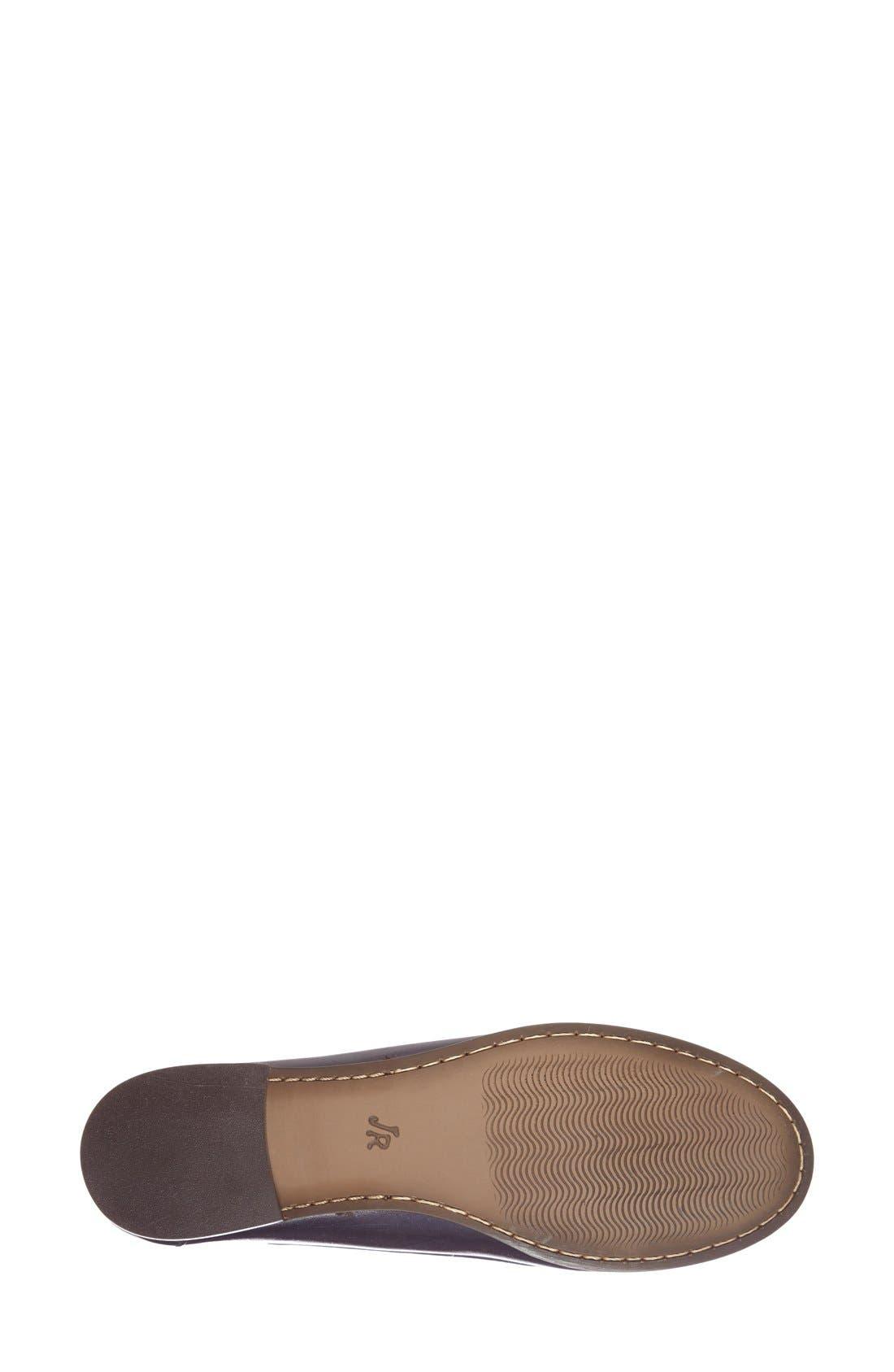 'Quinn' Leather Loafer,                             Alternate thumbnail 11, color,