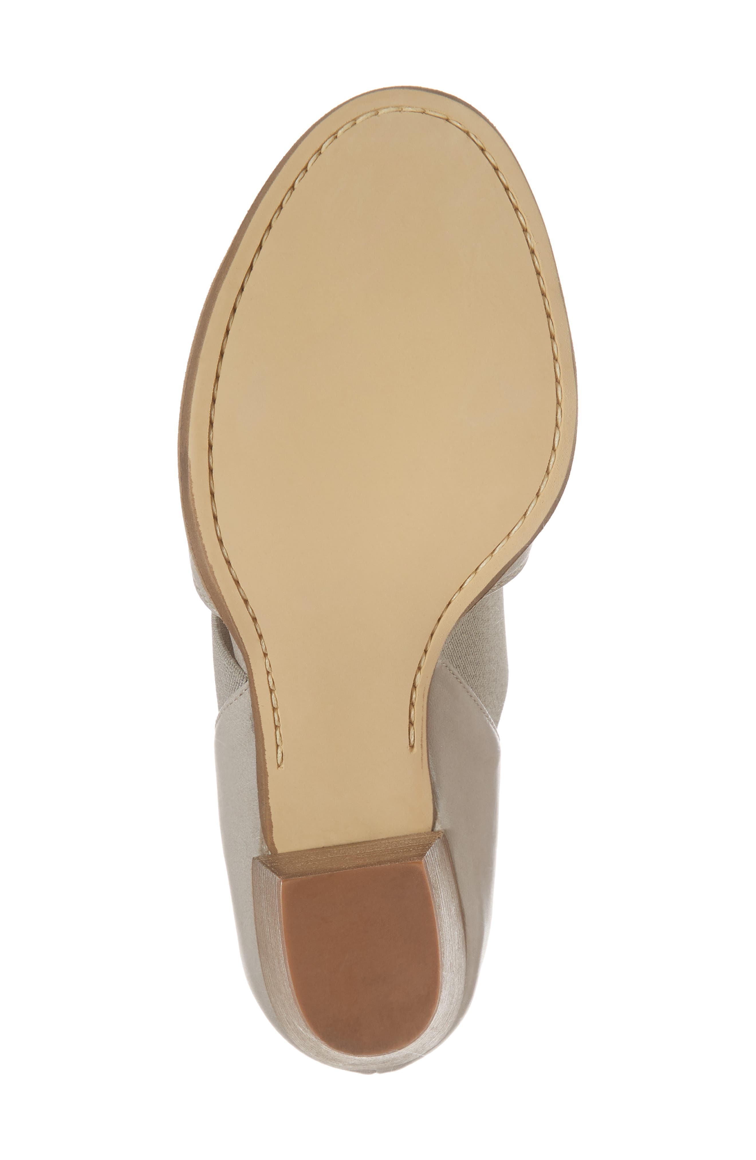 Cestello Bootie,                             Alternate thumbnail 6, color,                             PEARL LEATHER