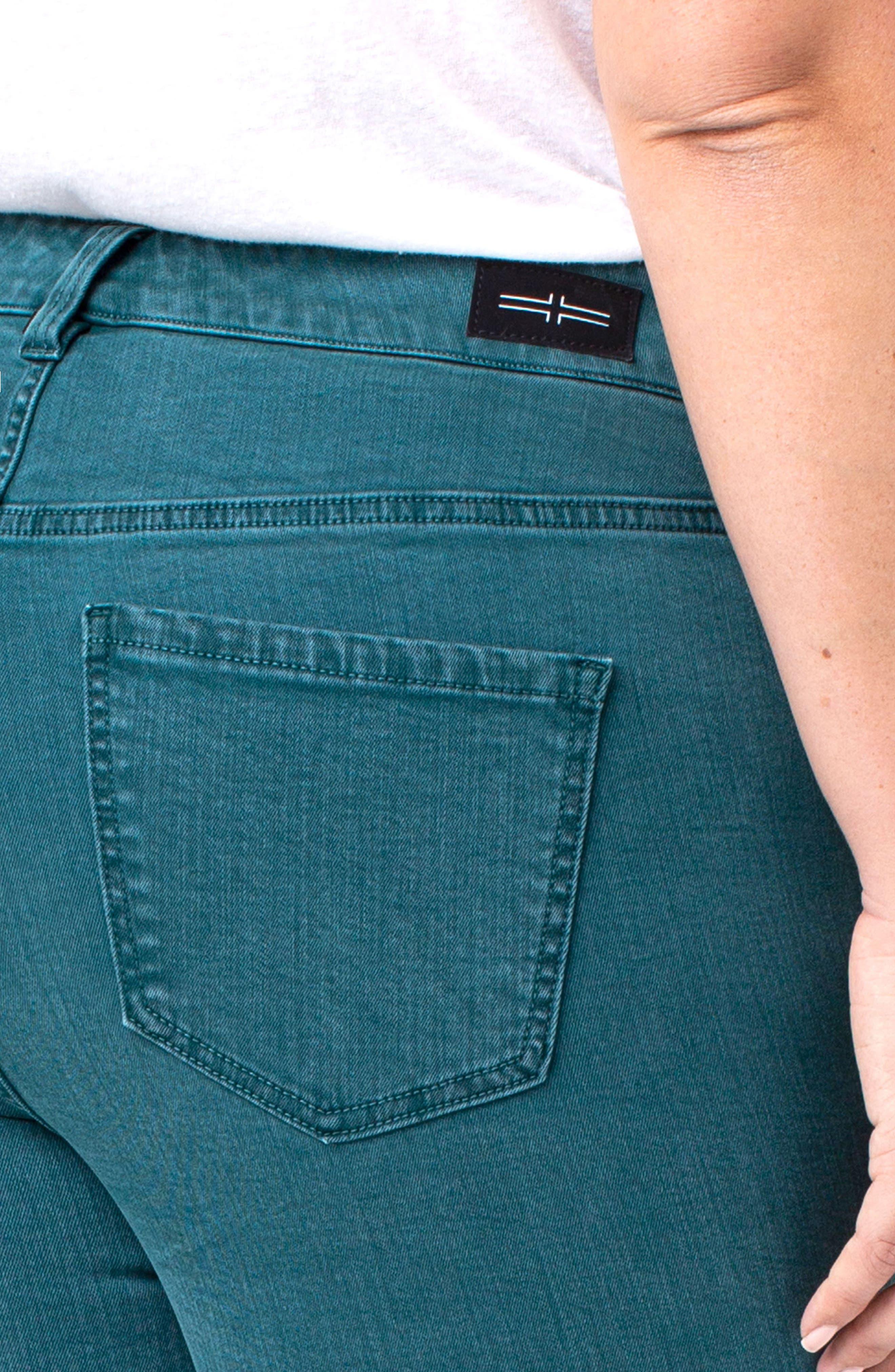 Abby Skinny Jeans,                             Alternate thumbnail 4, color,                             360