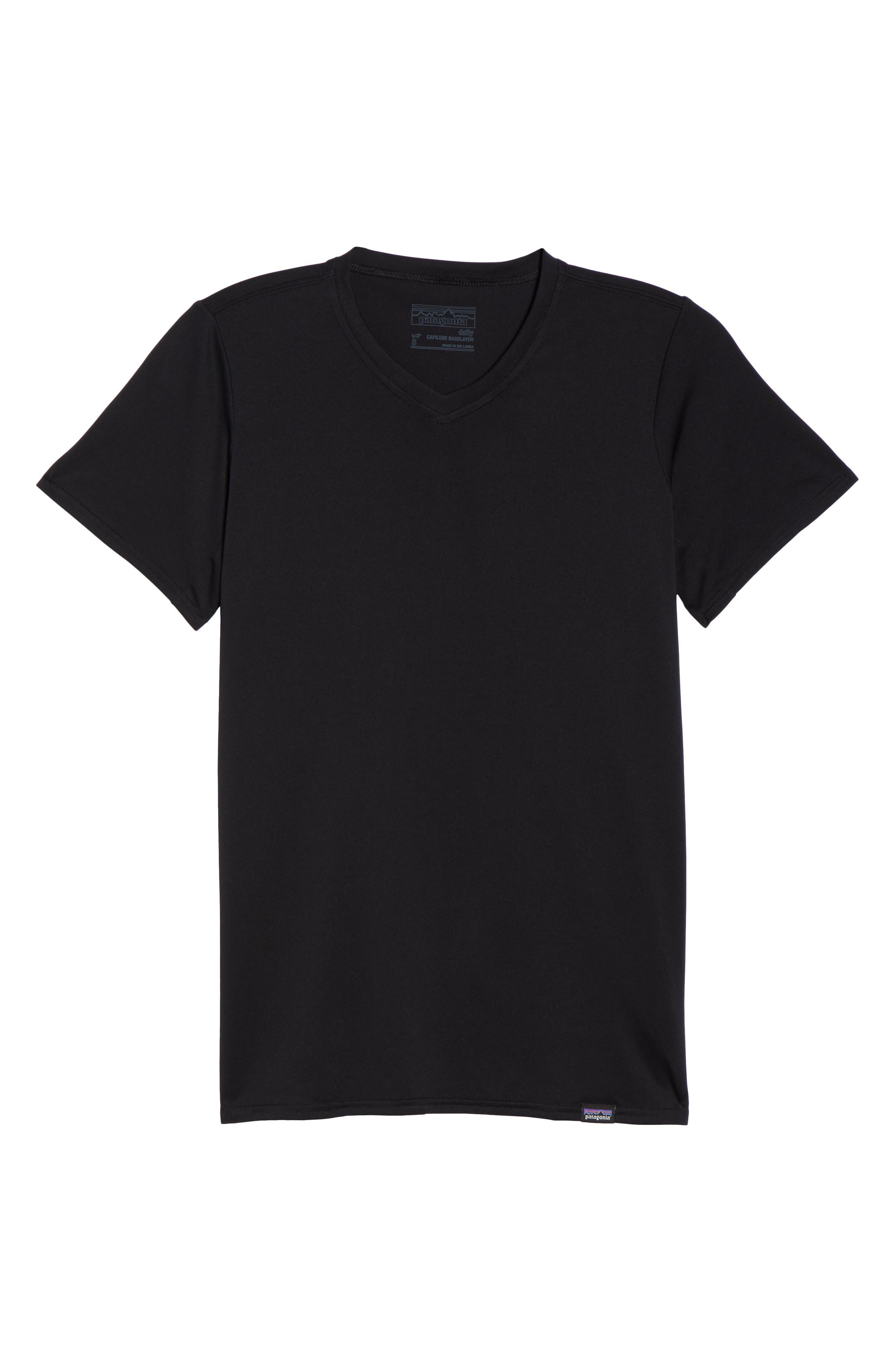 Capilene<sup>®</sup> Dailty T-Shirt,                             Alternate thumbnail 7, color,                             001