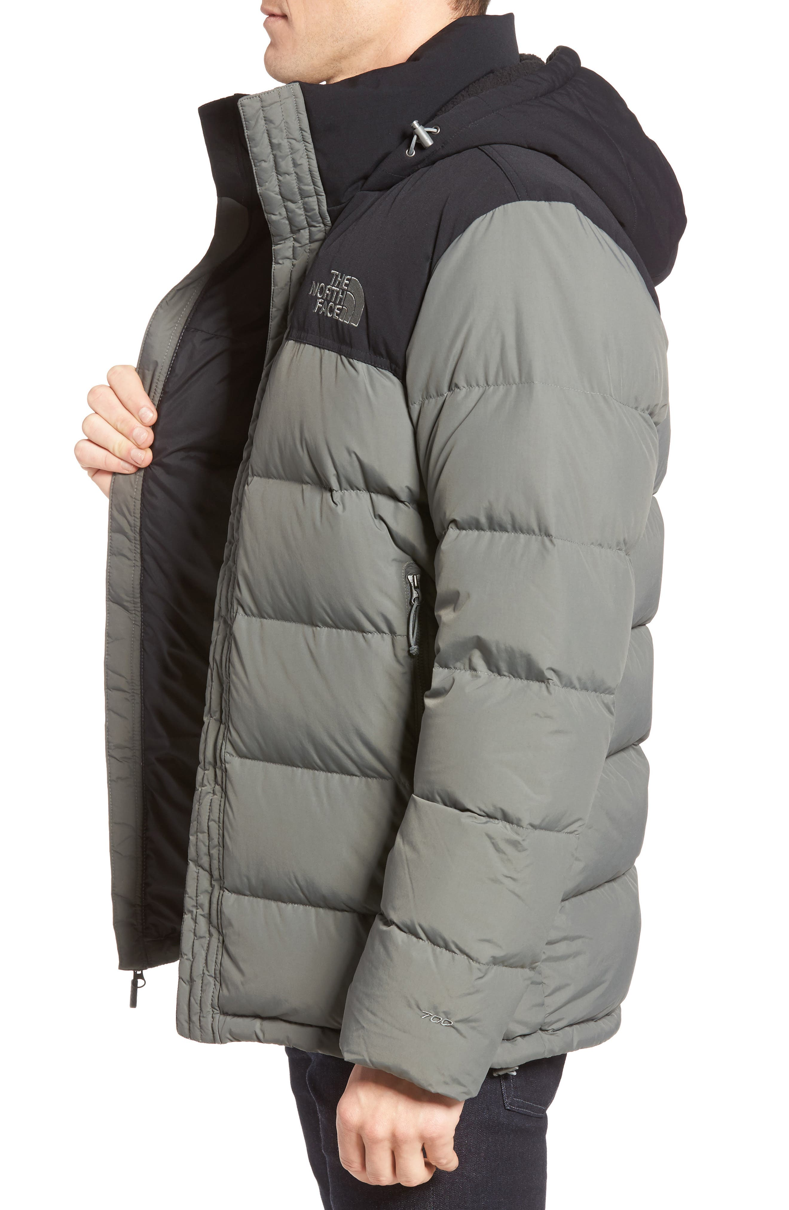 Nuptse Ridge Down Jacket,                             Alternate thumbnail 22, color,