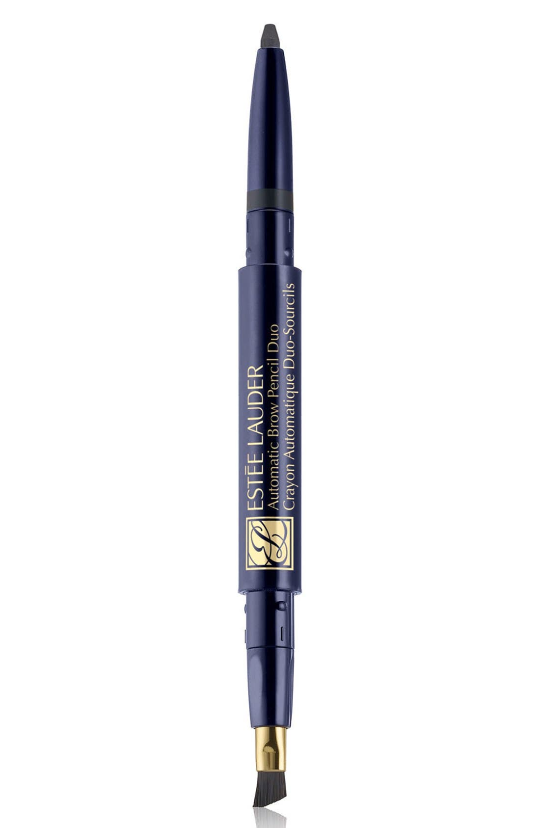 Automatic Brow Pencil Duo,                             Main thumbnail 1, color,                             001