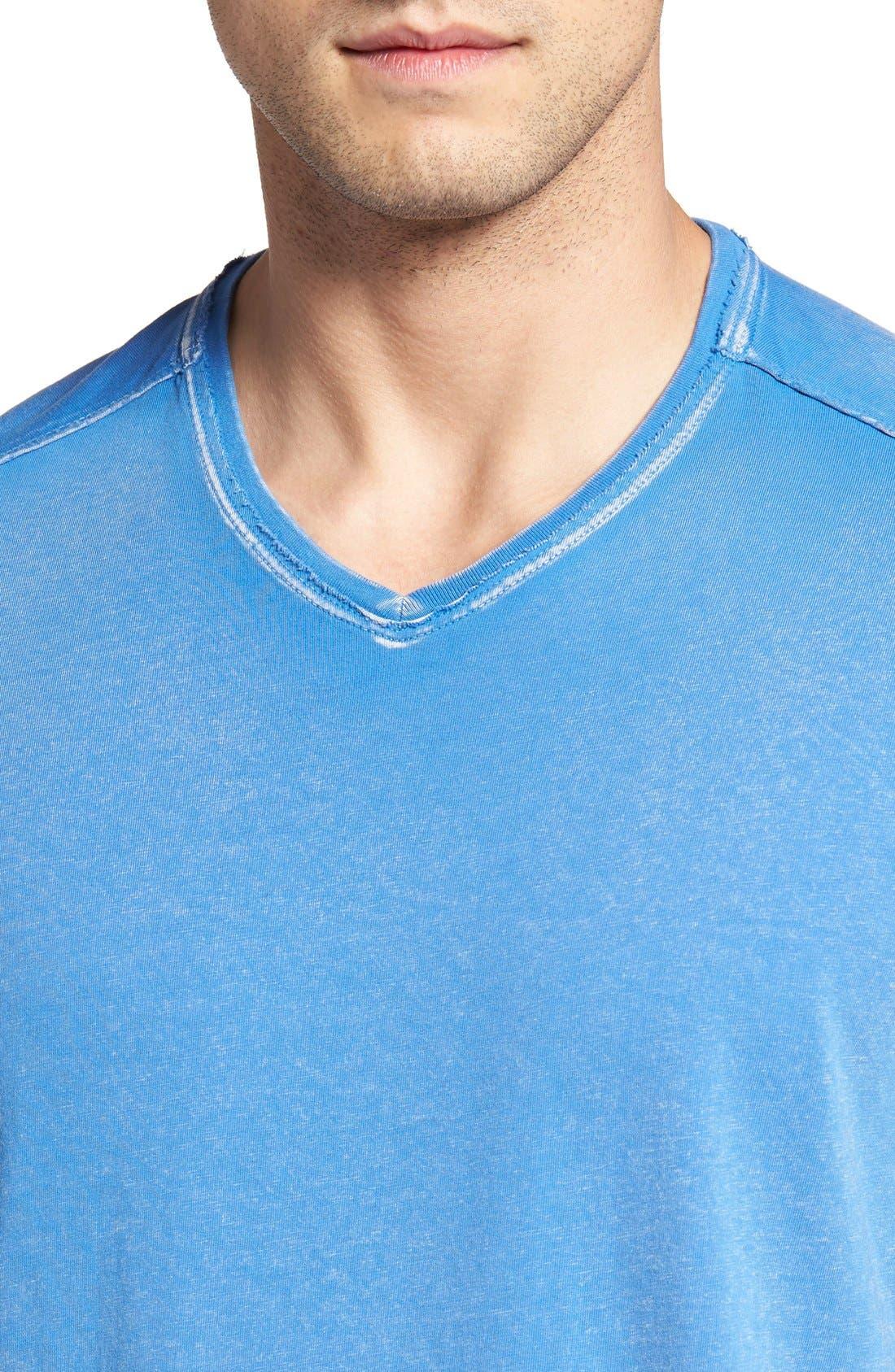 'Kahuna' V-Neck T-Shirt,                             Alternate thumbnail 39, color,