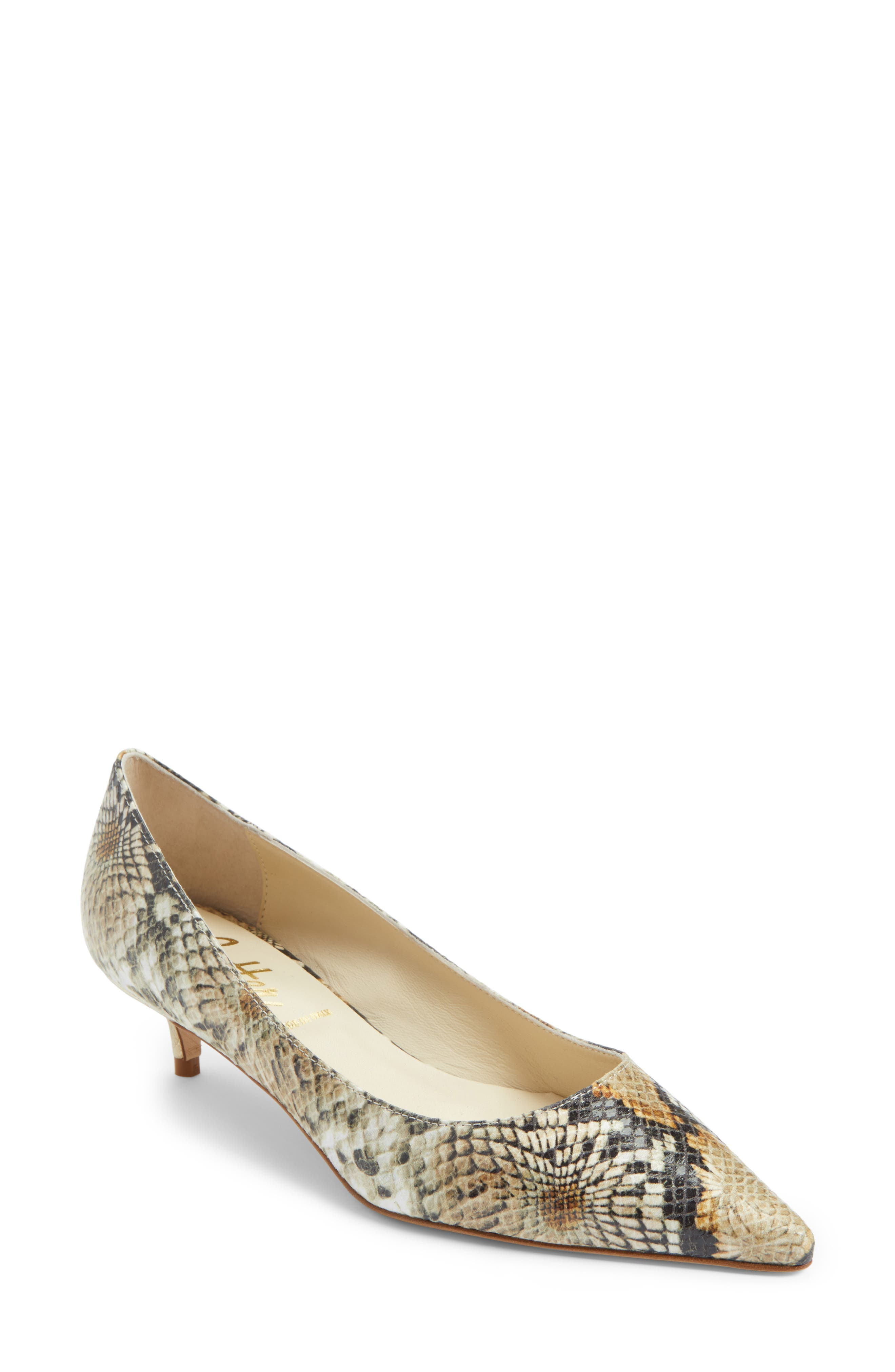 Butter Born Pointy Toe Pump,                             Main thumbnail 4, color,