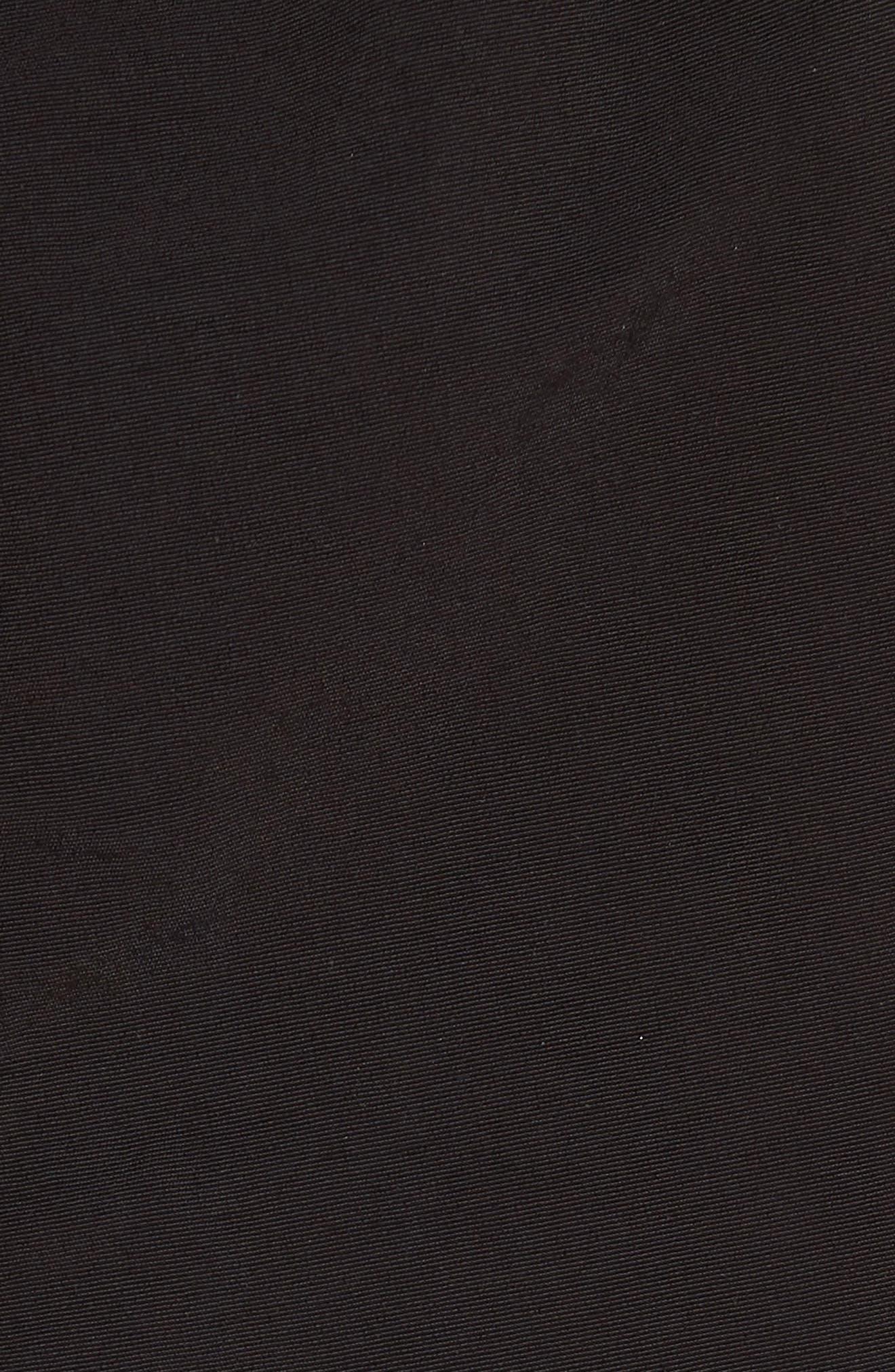 Baggies 7-Inch Swim Trunks,                             Alternate thumbnail 5, color,                             BLACK