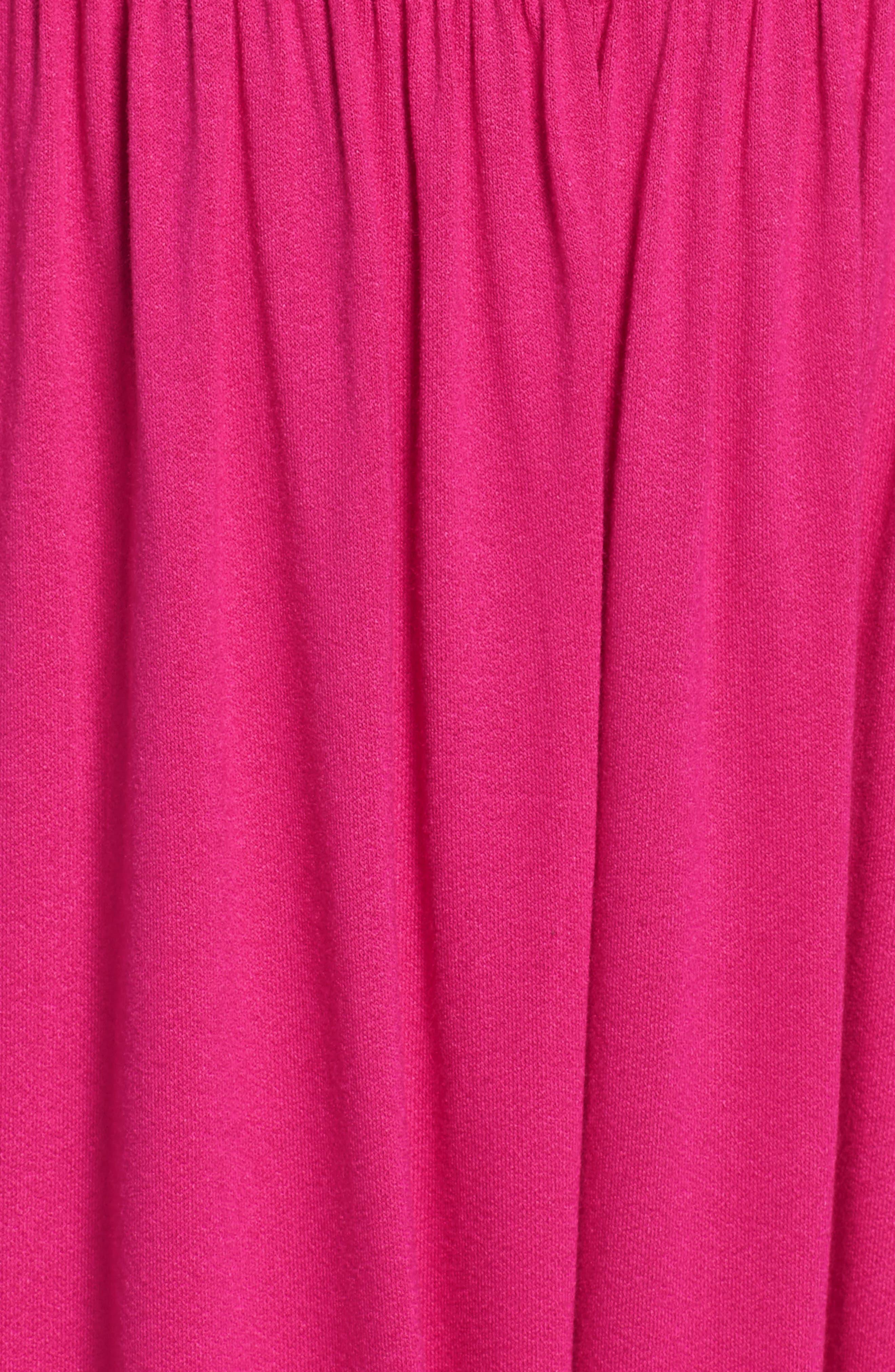 Strappy Back Maxi Dress,                             Alternate thumbnail 6, color,