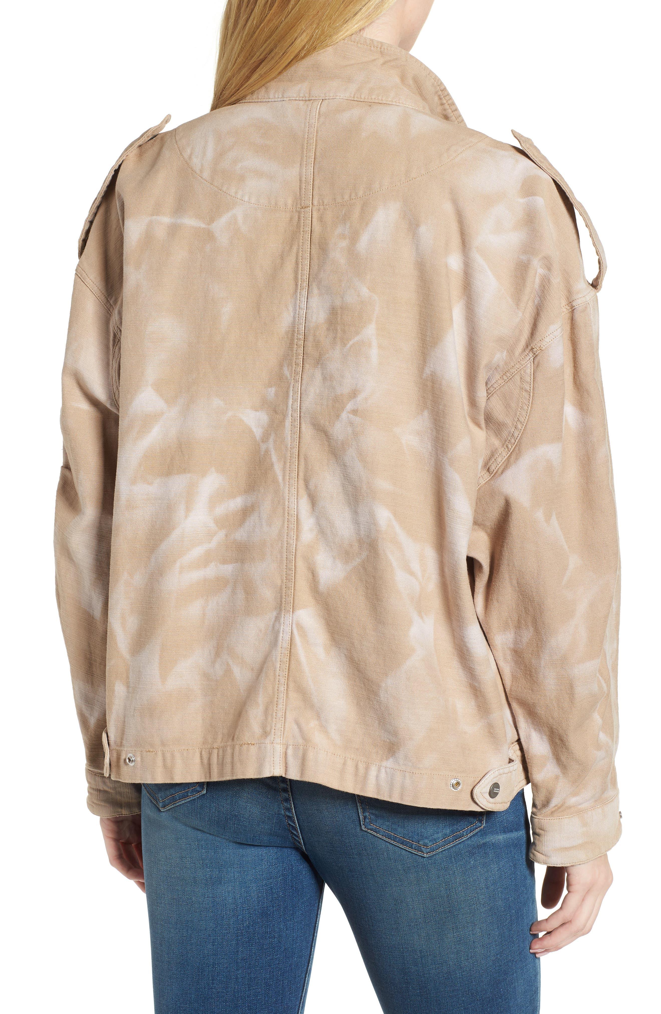 Oversize Military Jacket,                             Alternate thumbnail 2, color,                             270