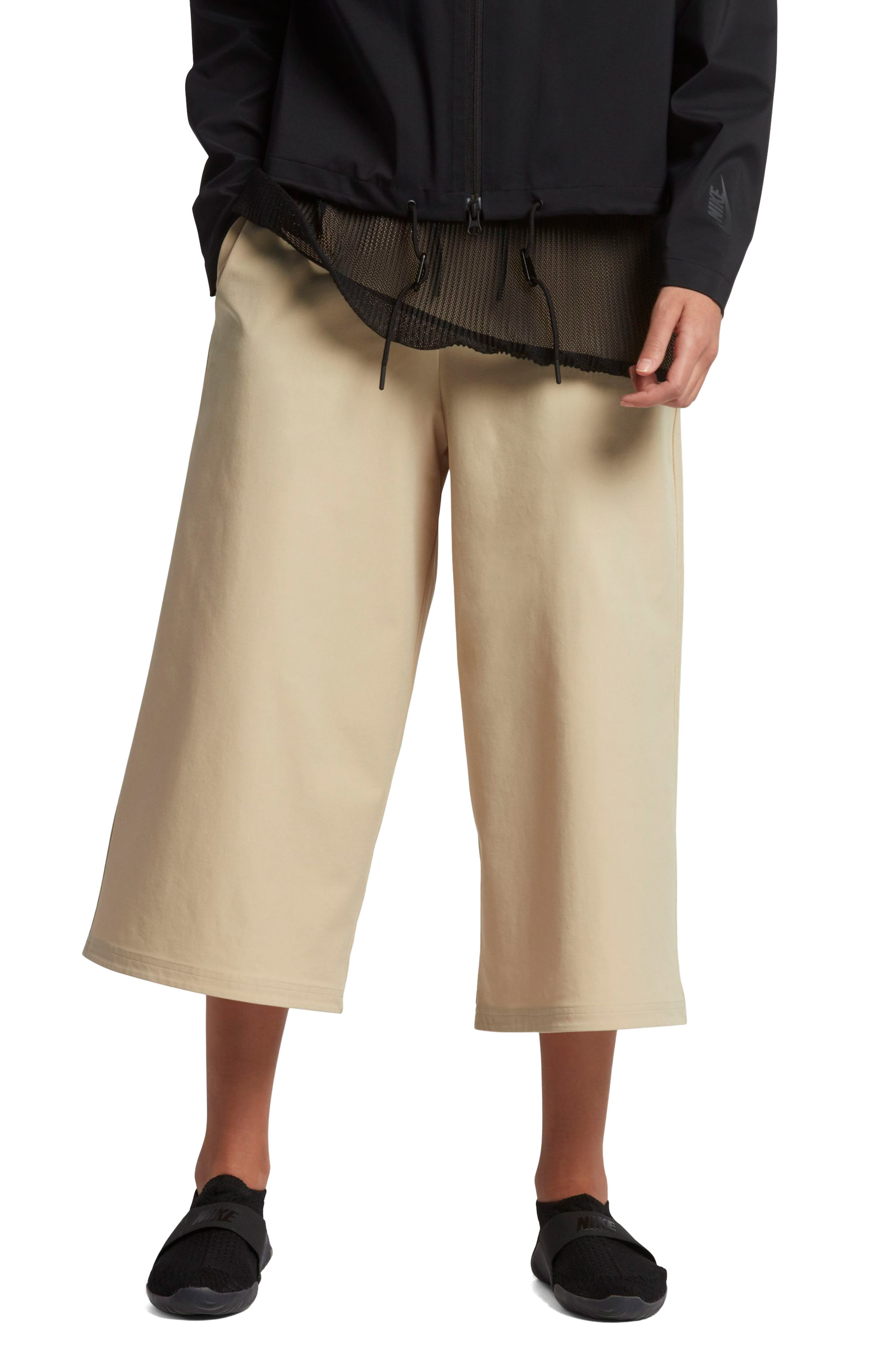 Lab Essentials Culottes,                             Main thumbnail 2, color,