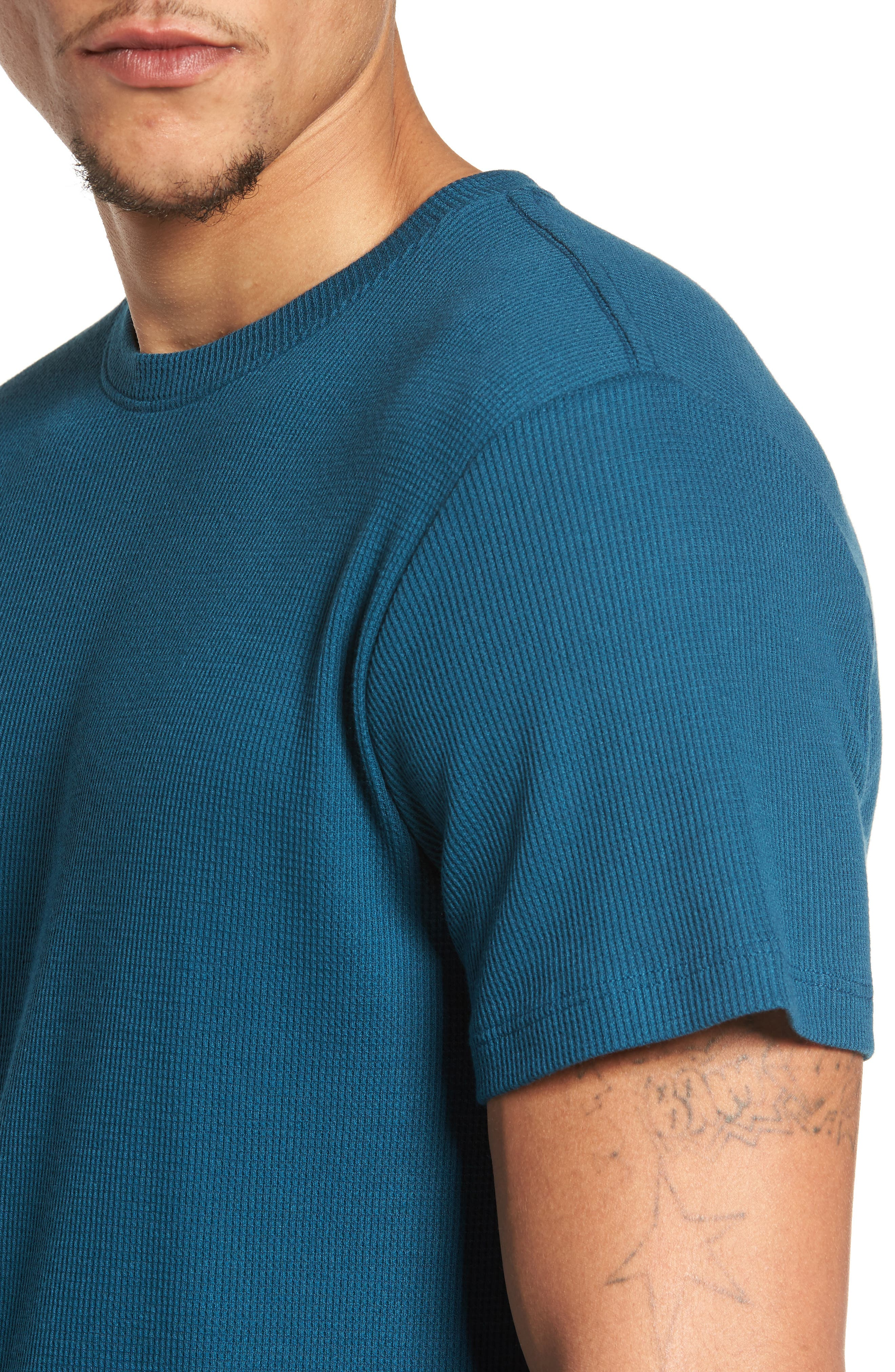 Thermal T-Shirt,                             Alternate thumbnail 8, color,