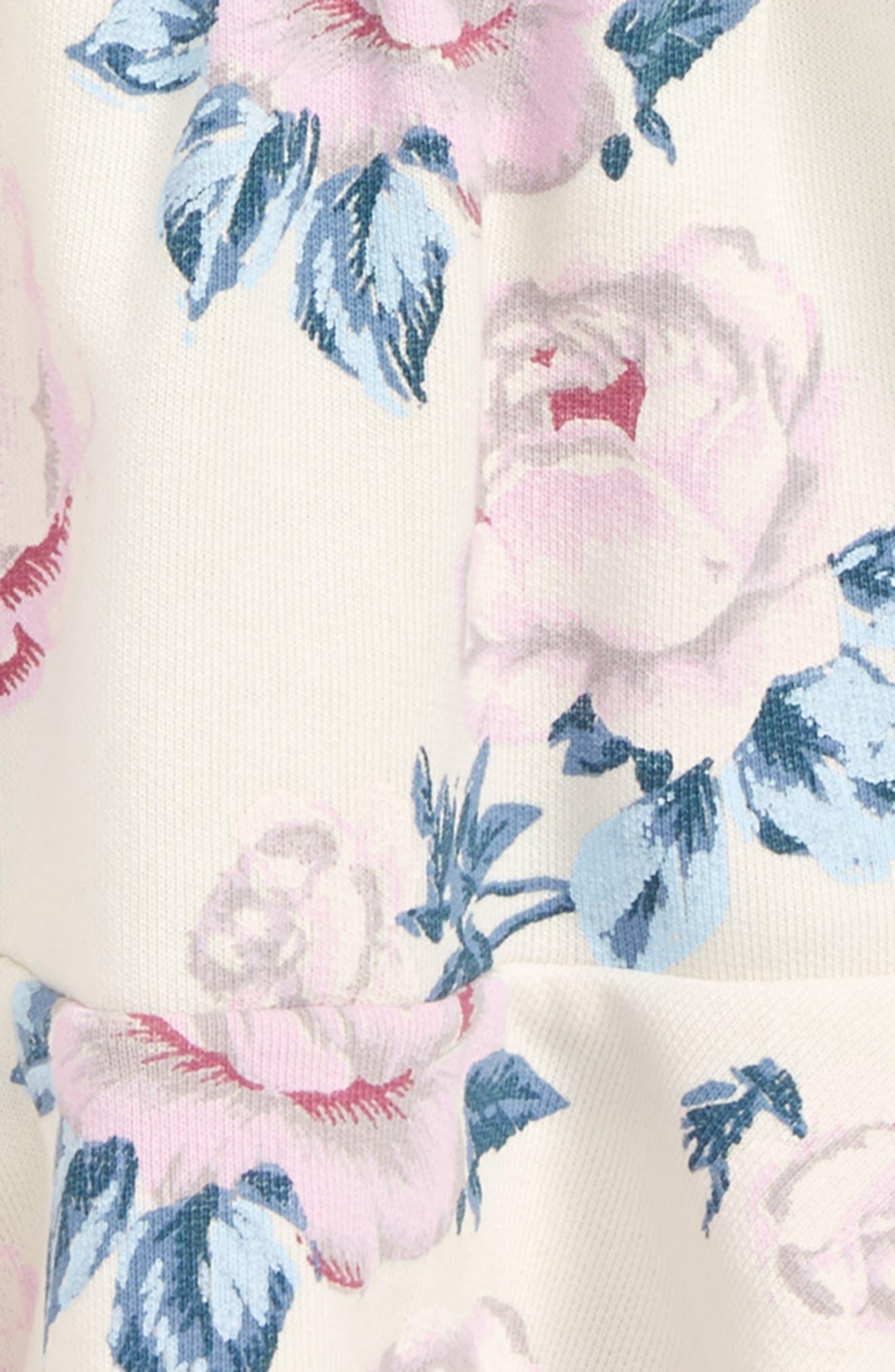 Peek Kirsten Floral Print Dress,                             Alternate thumbnail 2, color,                             906