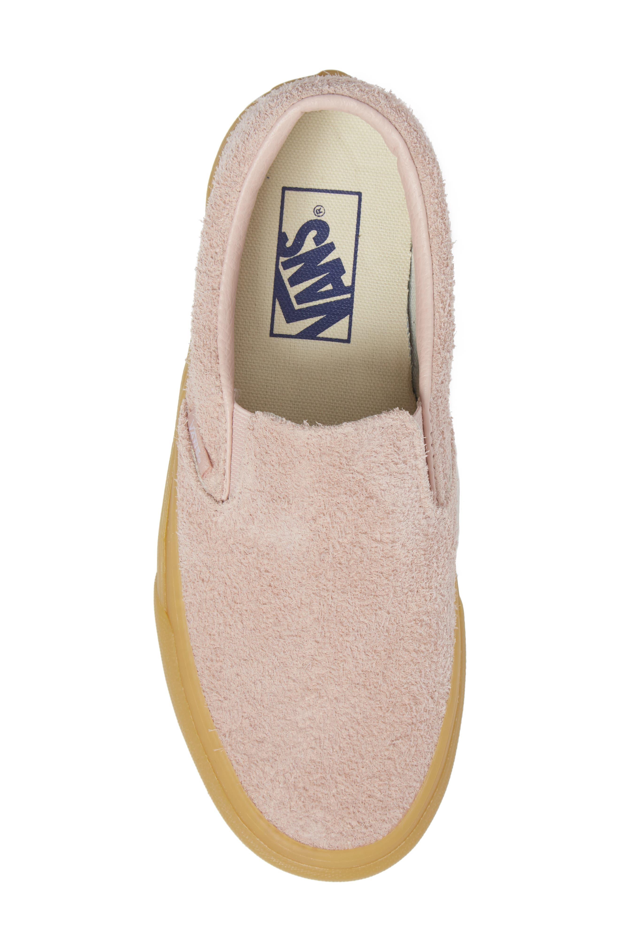 Classic Slip-On Sneaker,                             Alternate thumbnail 409, color,