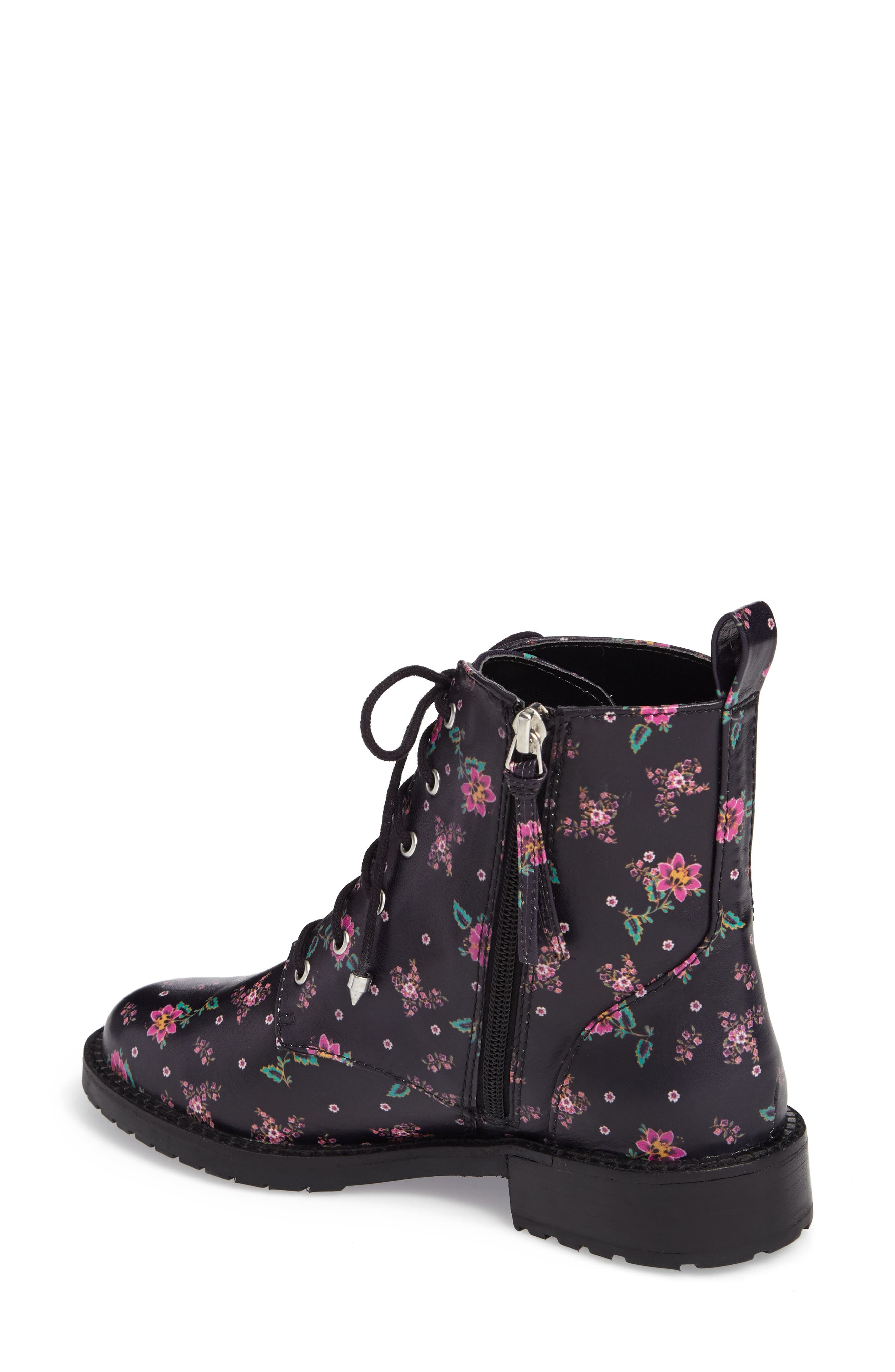 Gerry Lace-Up Boot,                             Alternate thumbnail 2, color,                             001