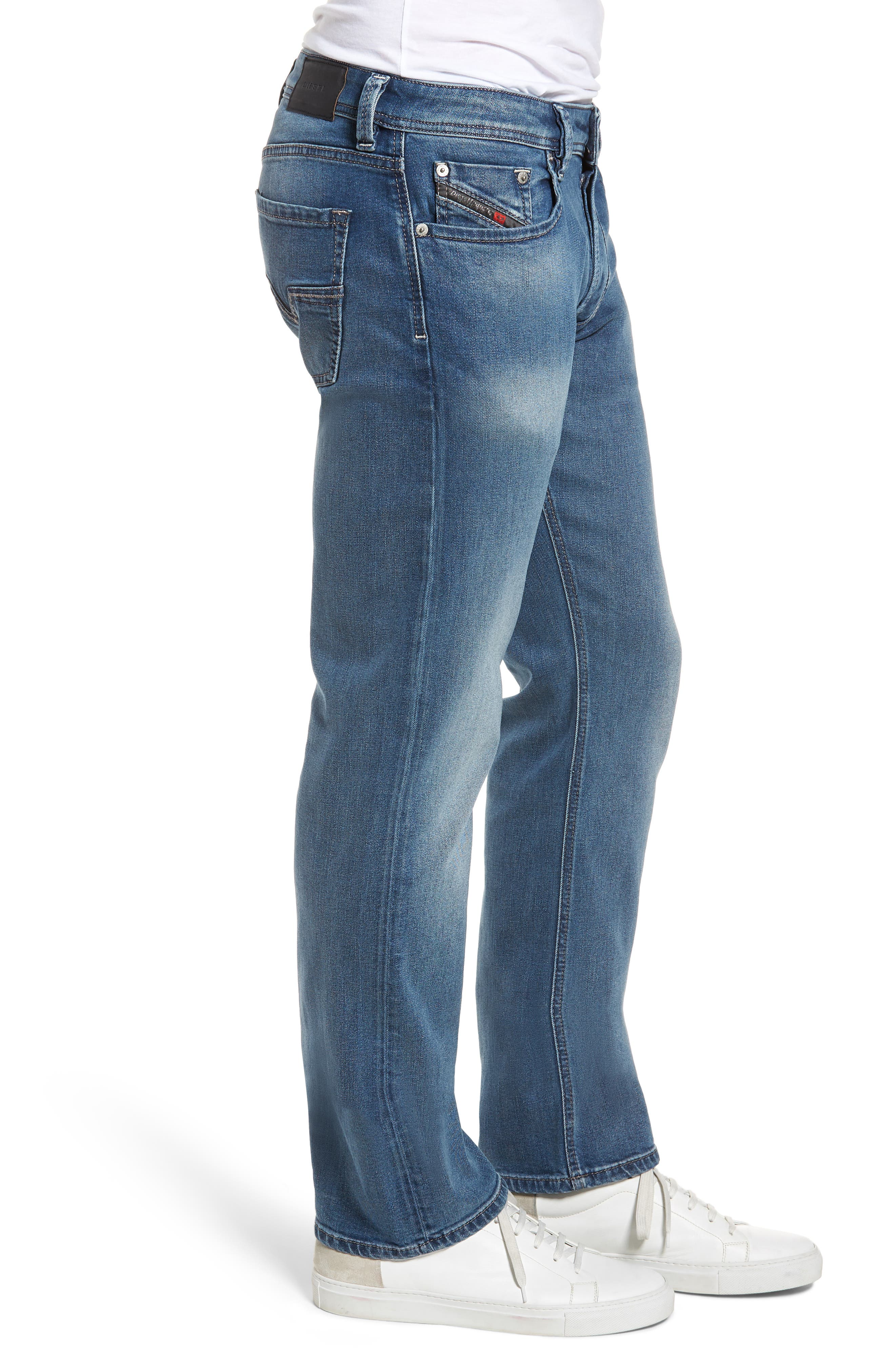 Larkee Relaxed Fit Jeans,                             Alternate thumbnail 3, color,                             900