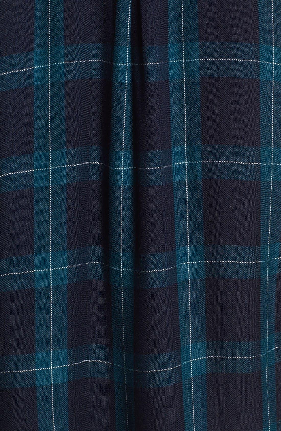Hunter Plaid Shirt,                             Alternate thumbnail 634, color,
