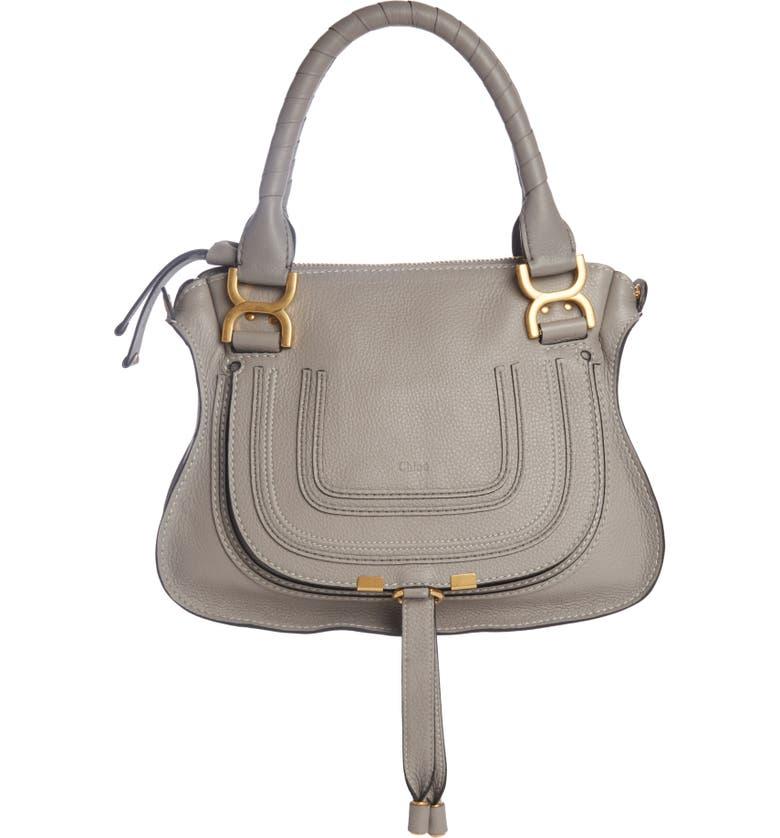 CHLOÉ Marcie Small Double Carry Bag 8e8fa74d30