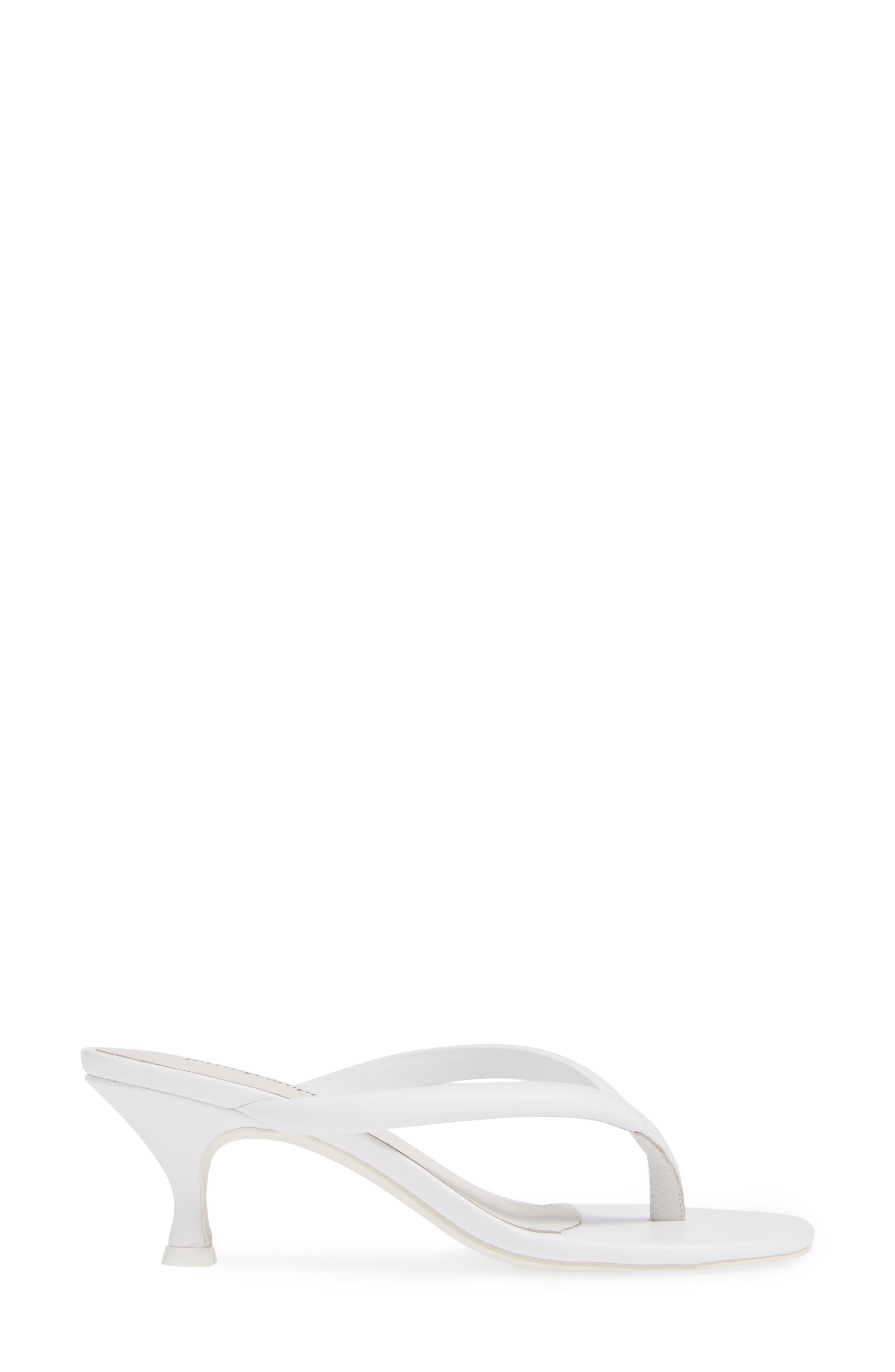 Brink Sandal,                             Alternate thumbnail 3, color,                             WHITE