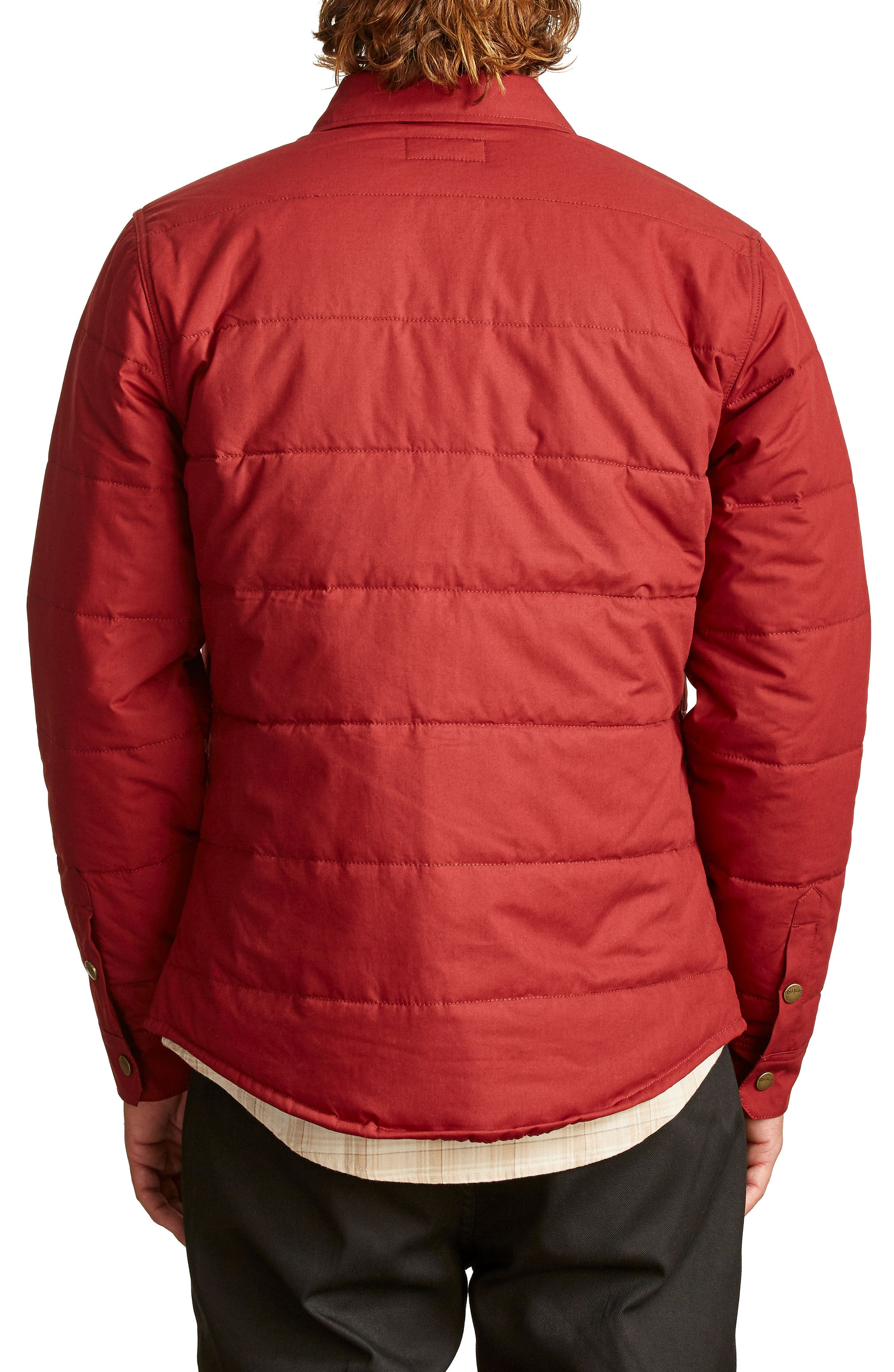 'Cass' Quilted Jacket,                             Alternate thumbnail 12, color,