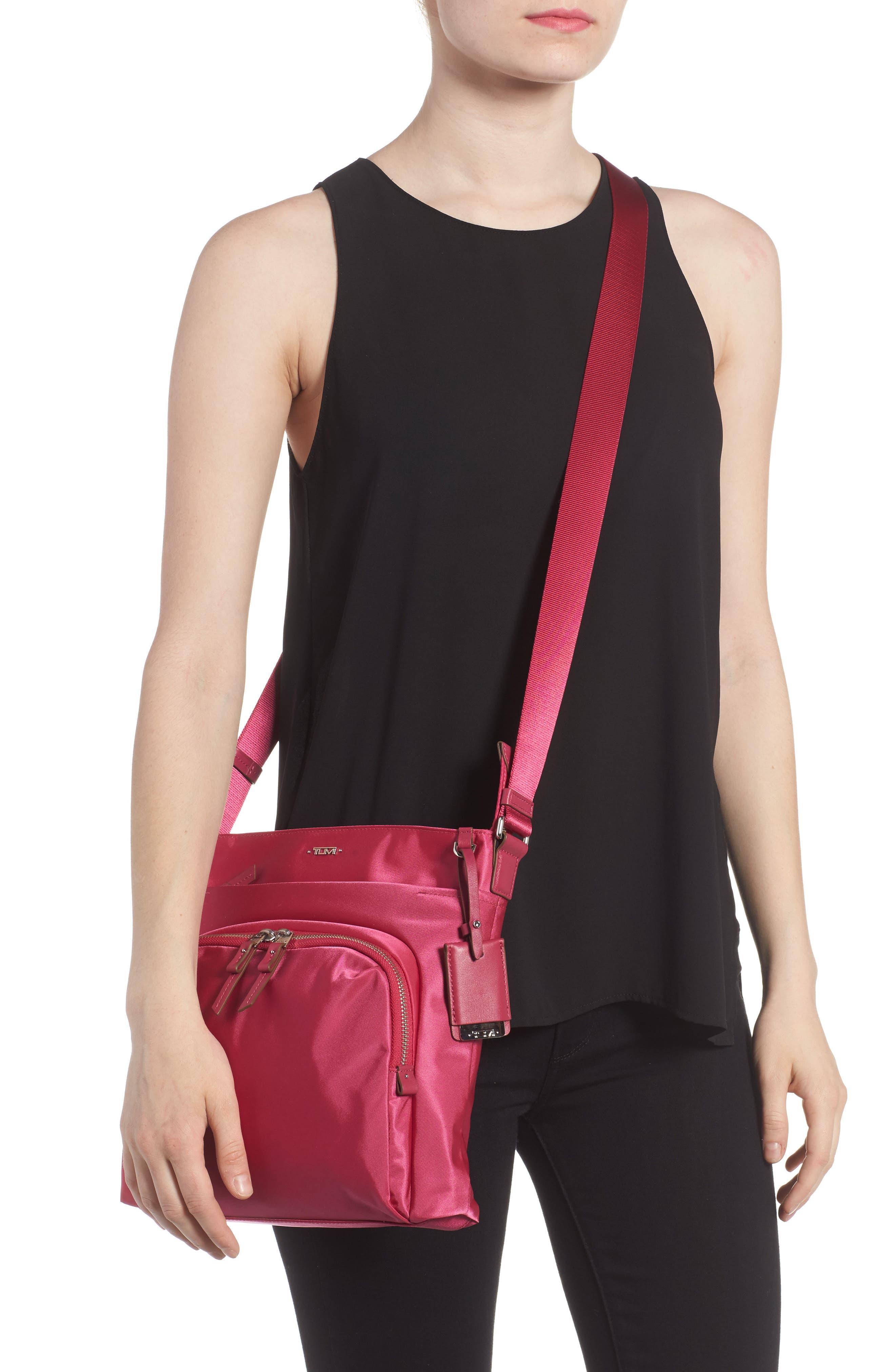 Voyageur - Capri Nylon Crossbody Bag,                             Alternate thumbnail 31, color,
