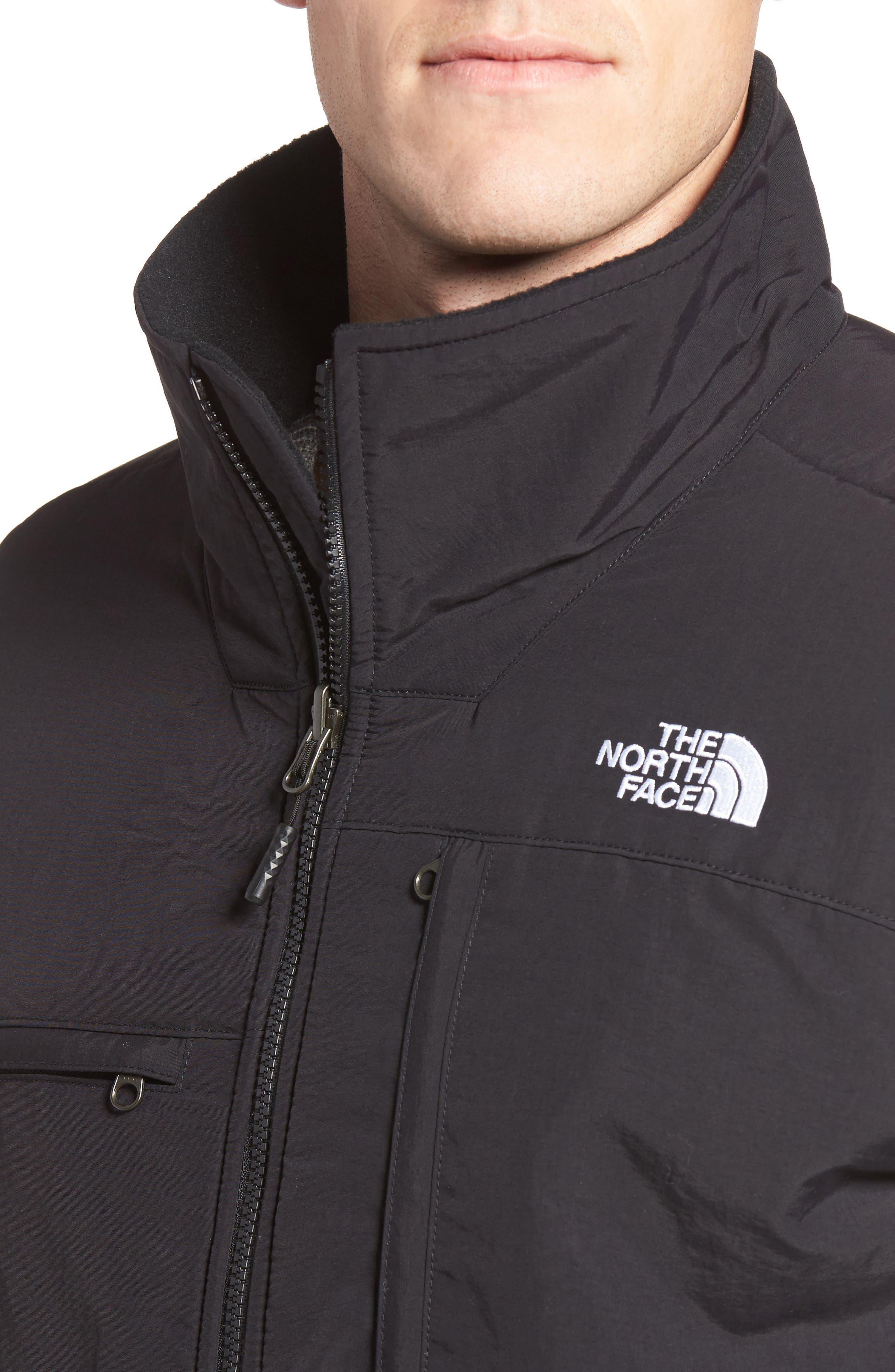 Denali 2 Recycled Fleece Jacket,                             Alternate thumbnail 5, color,                             001
