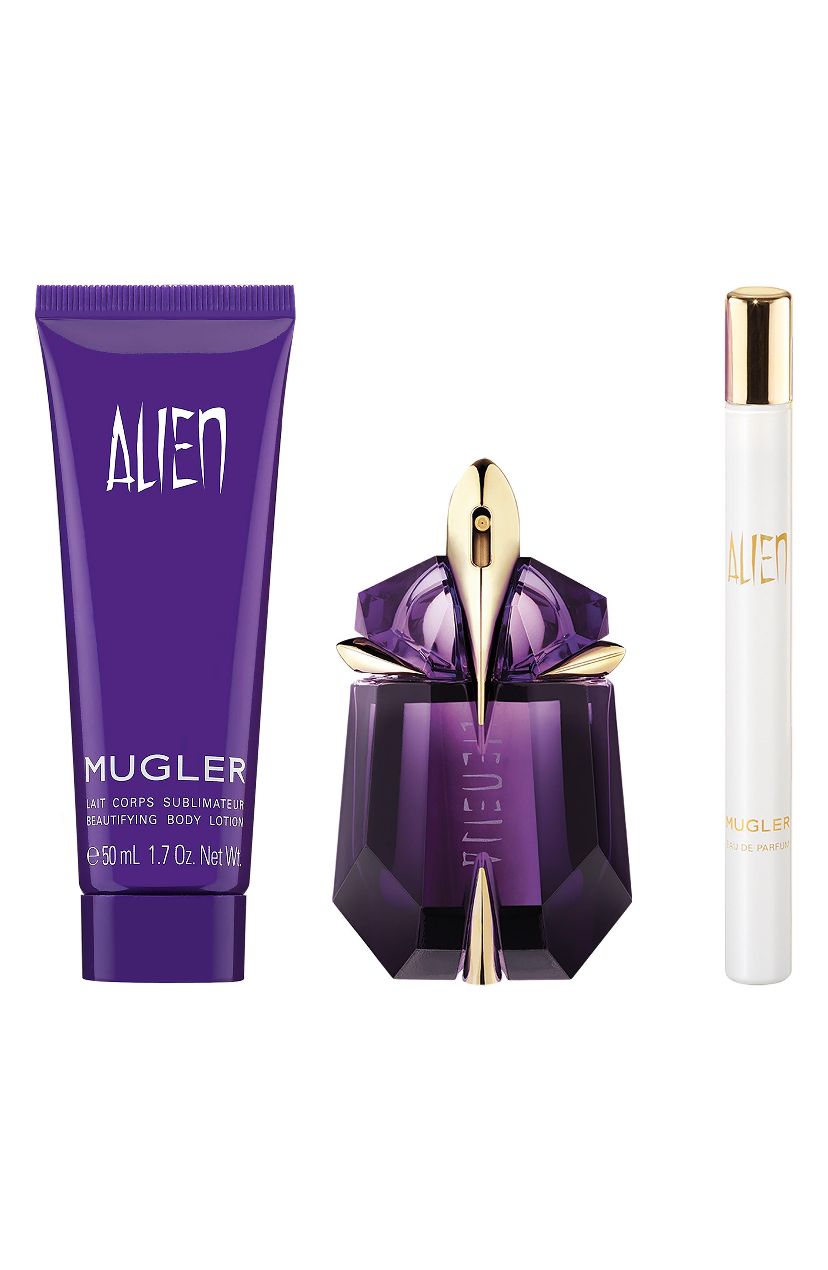 Alien by Mugler Eau de Parfum Set,                             Main thumbnail 1, color,
