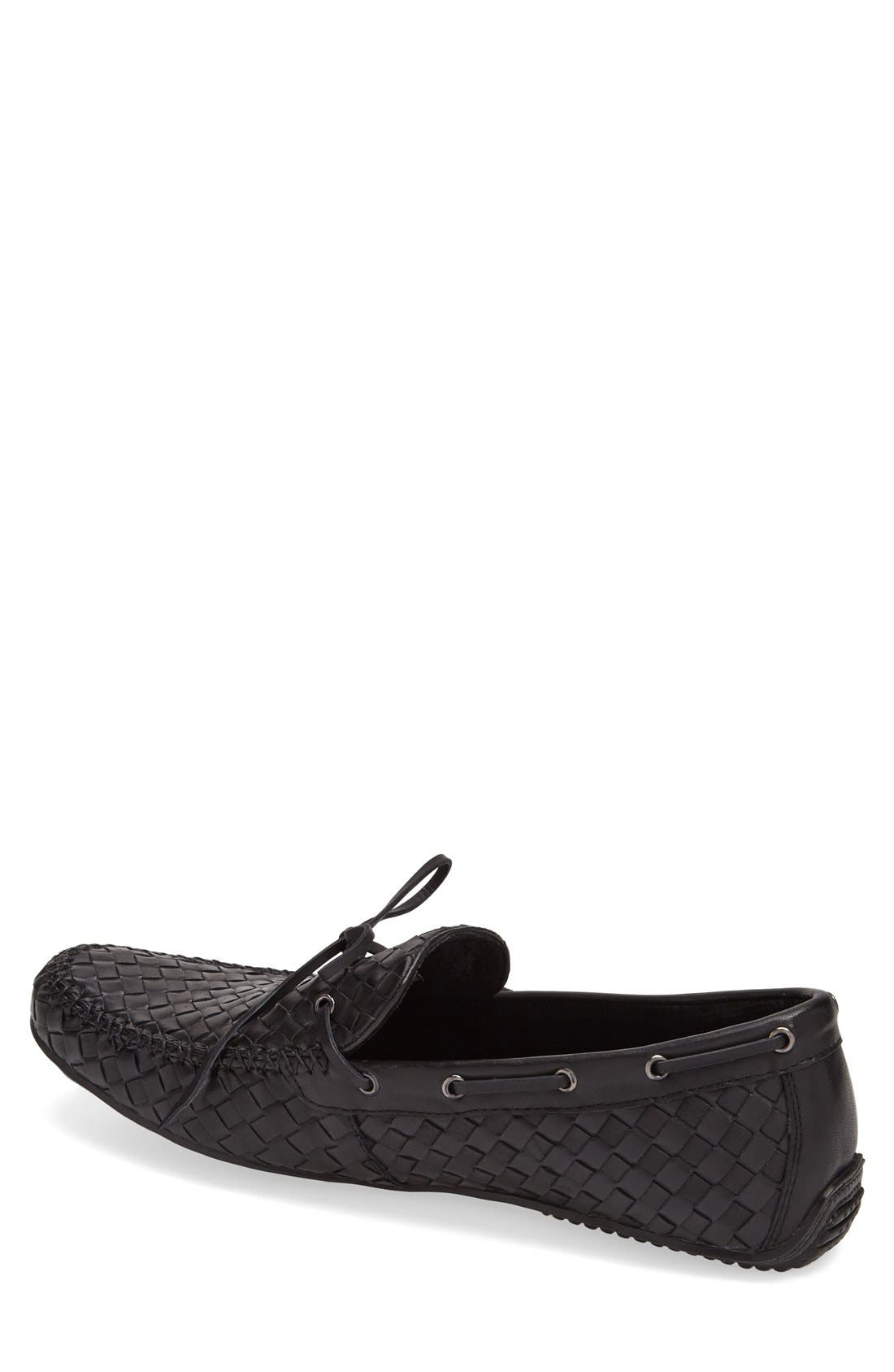 Leather Loafer,                             Alternate thumbnail 11, color,