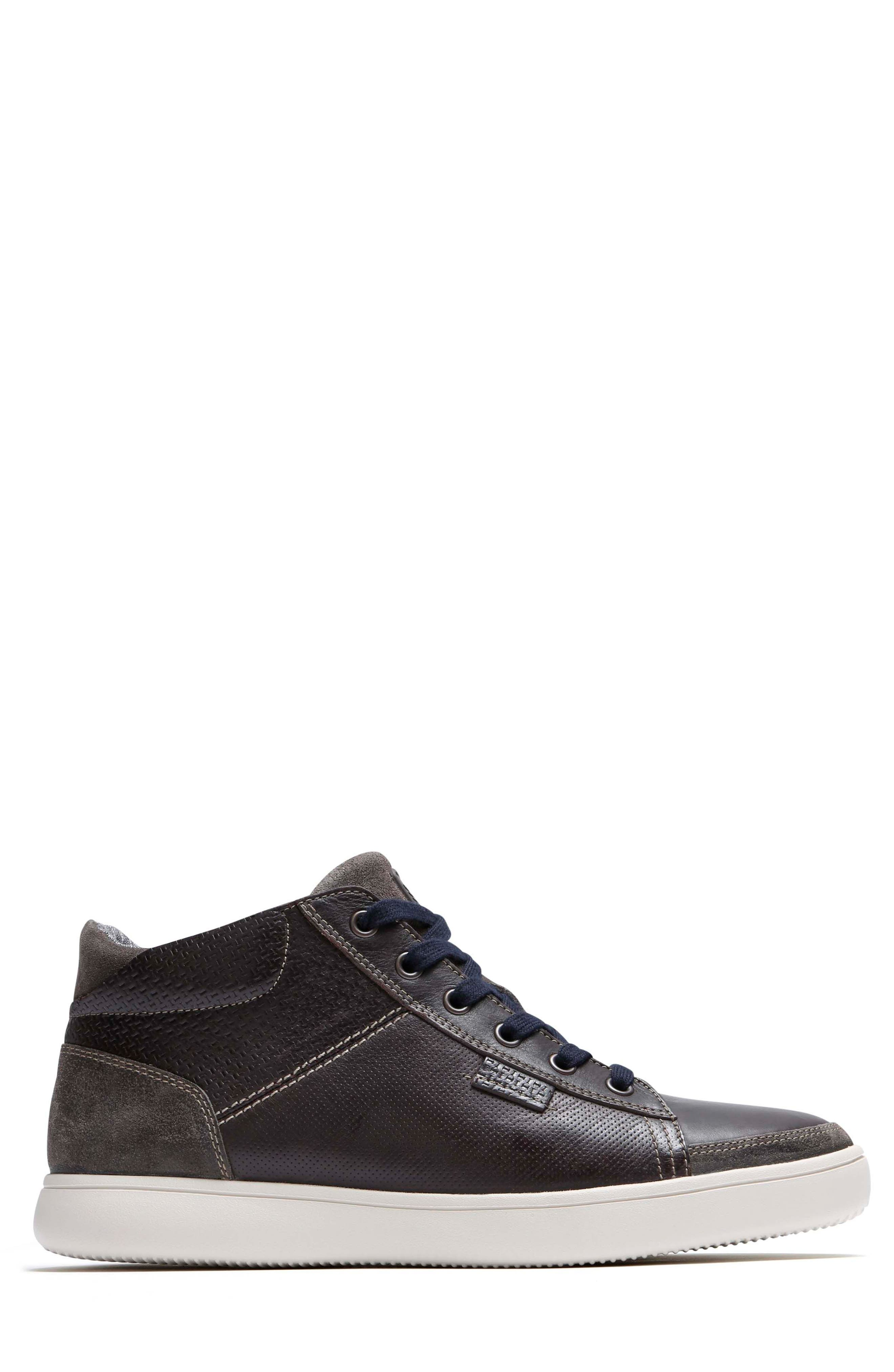 Colle Sneaker,                             Alternate thumbnail 3, color,                             COFFEE LEATHER