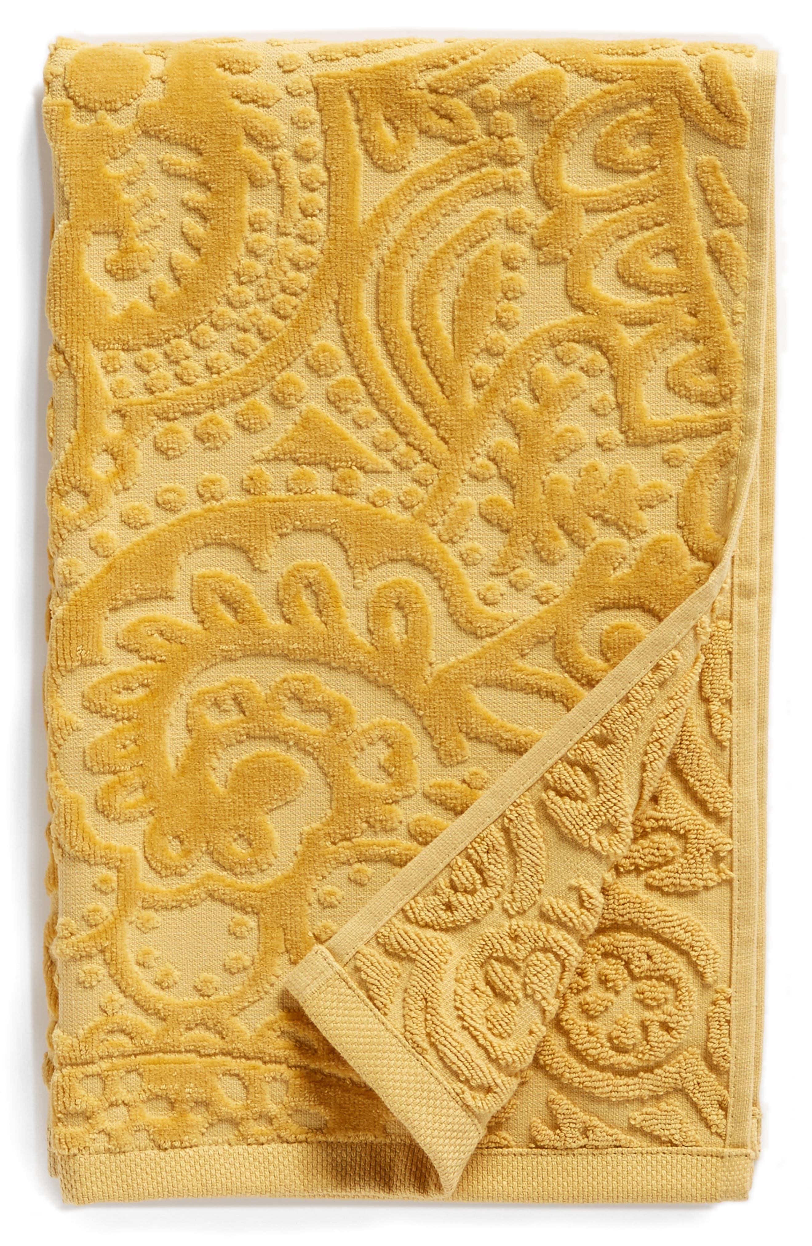 Elisa Turkish Cotton Hand Towel,                             Main thumbnail 3, color,