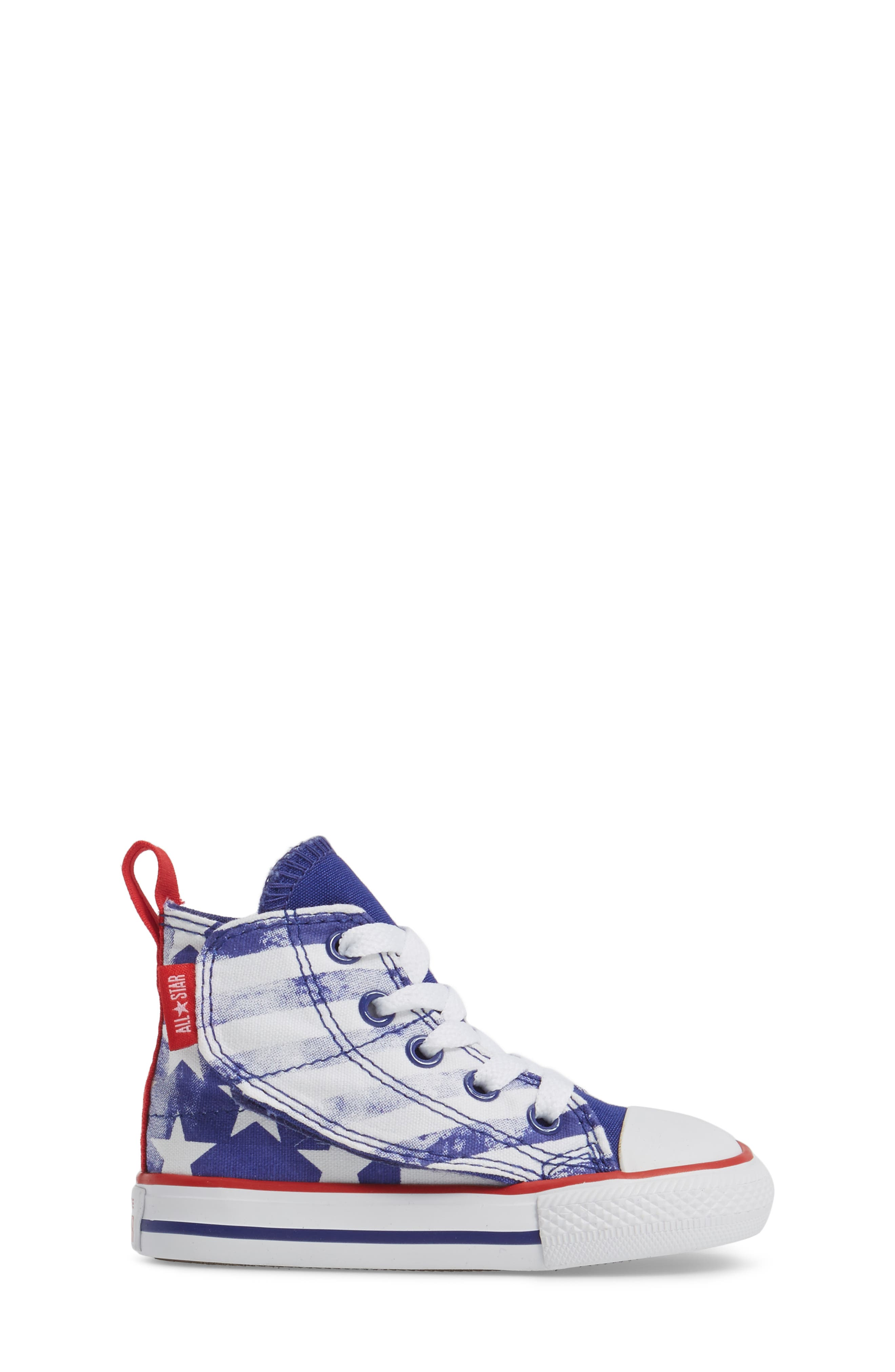 Chuck Taylor<sup>®</sup> All Star<sup>®</sup> 'Simple Step' High Top Sneaker,                             Alternate thumbnail 9, color,