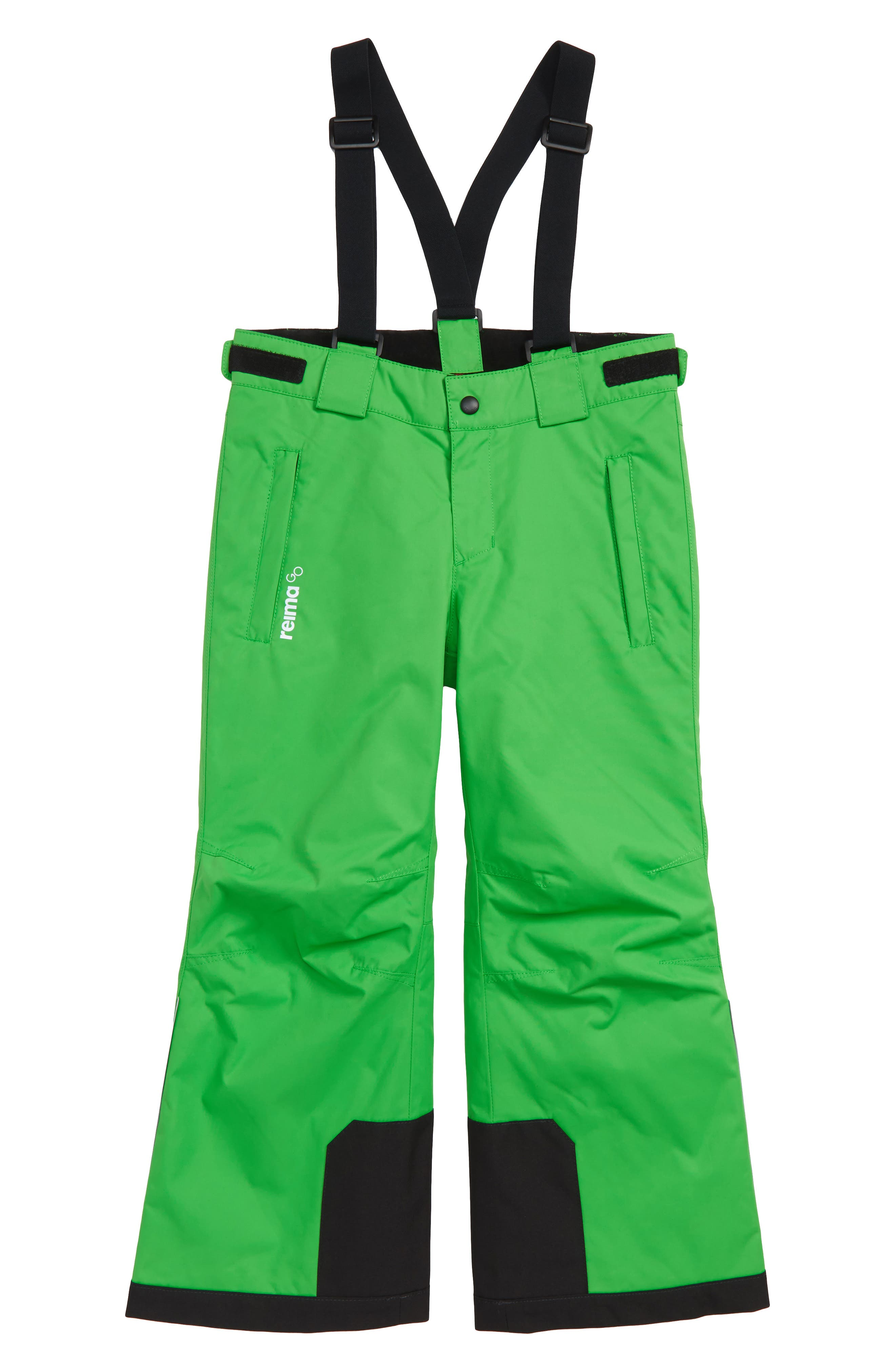 REIMA,                             Reimatec<sup>®</sup> Takeoff Waterproof Insulated Snow Pants,                             Main thumbnail 1, color,                             300