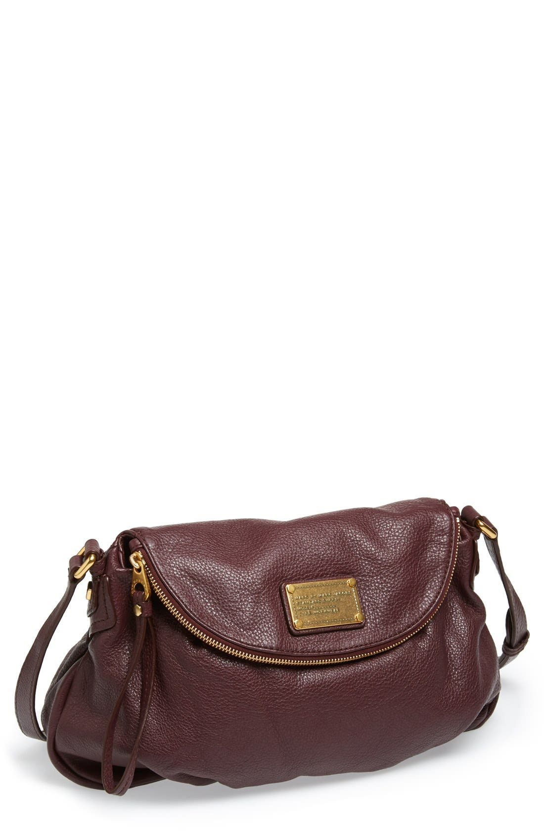 MARC BY MARC JACOBS 'Classic Q - Natasha' Crossbody Bag,                             Main thumbnail 7, color,