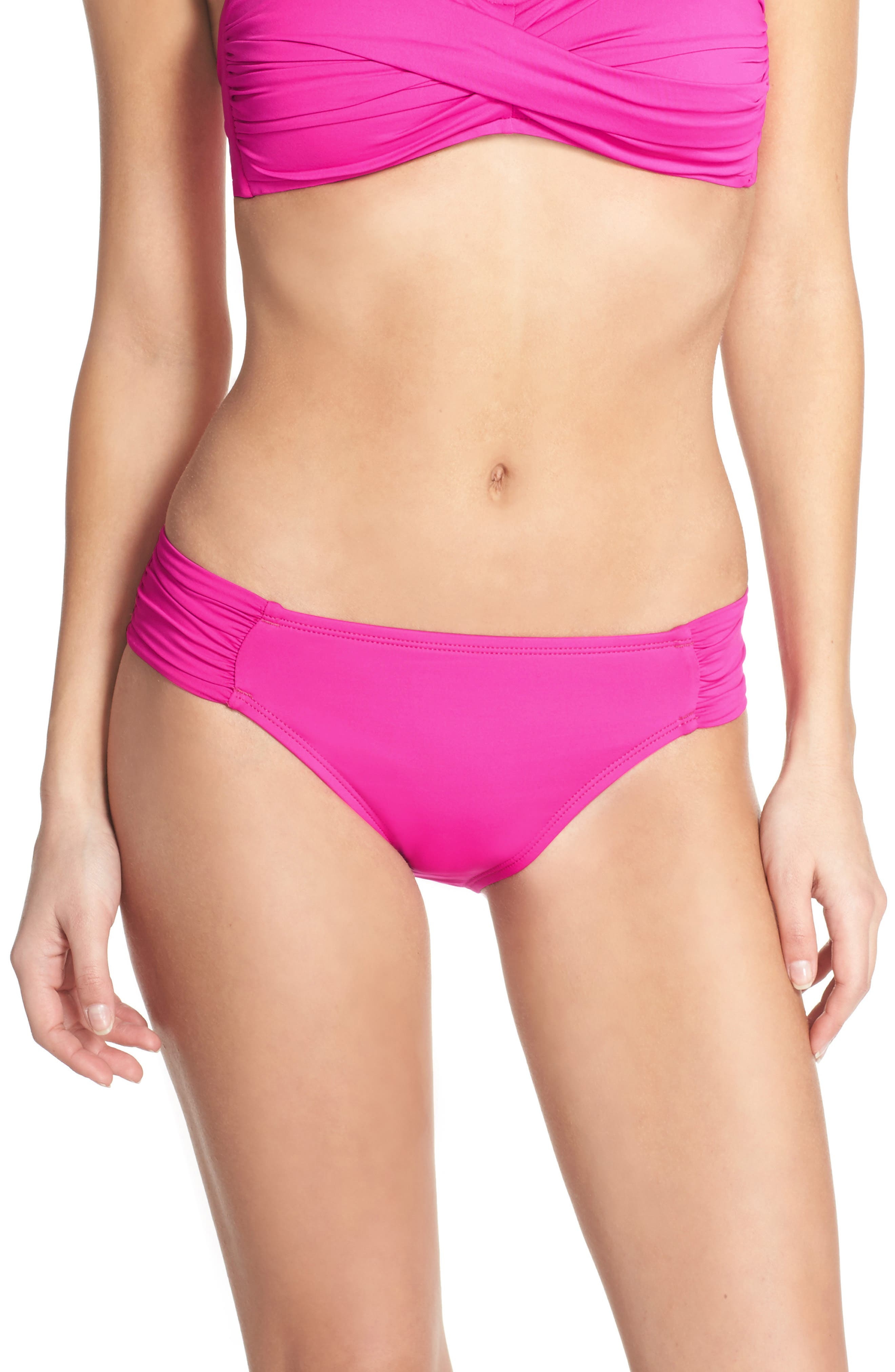 Island Goddess Hipster Bikini Bottoms,                             Alternate thumbnail 62, color,