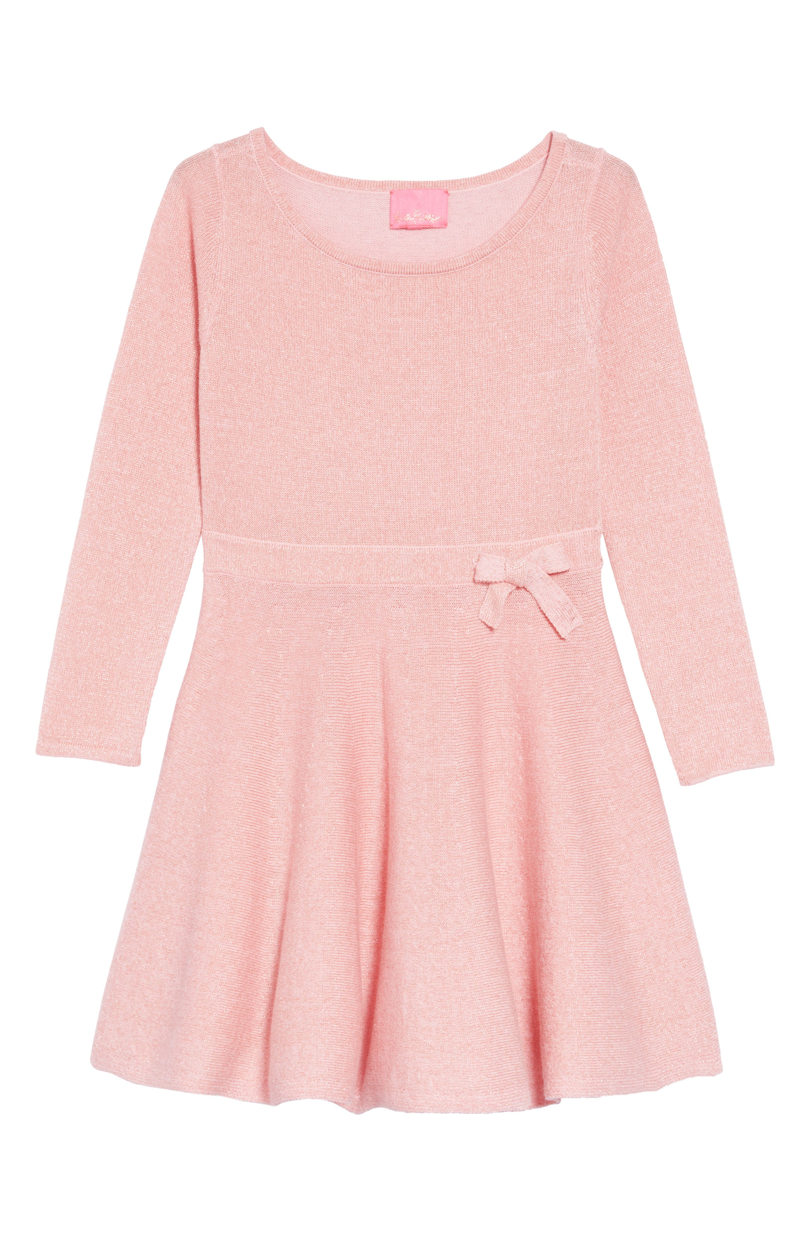 Girls Lilly Pulitzer Carynn Sweater Dress