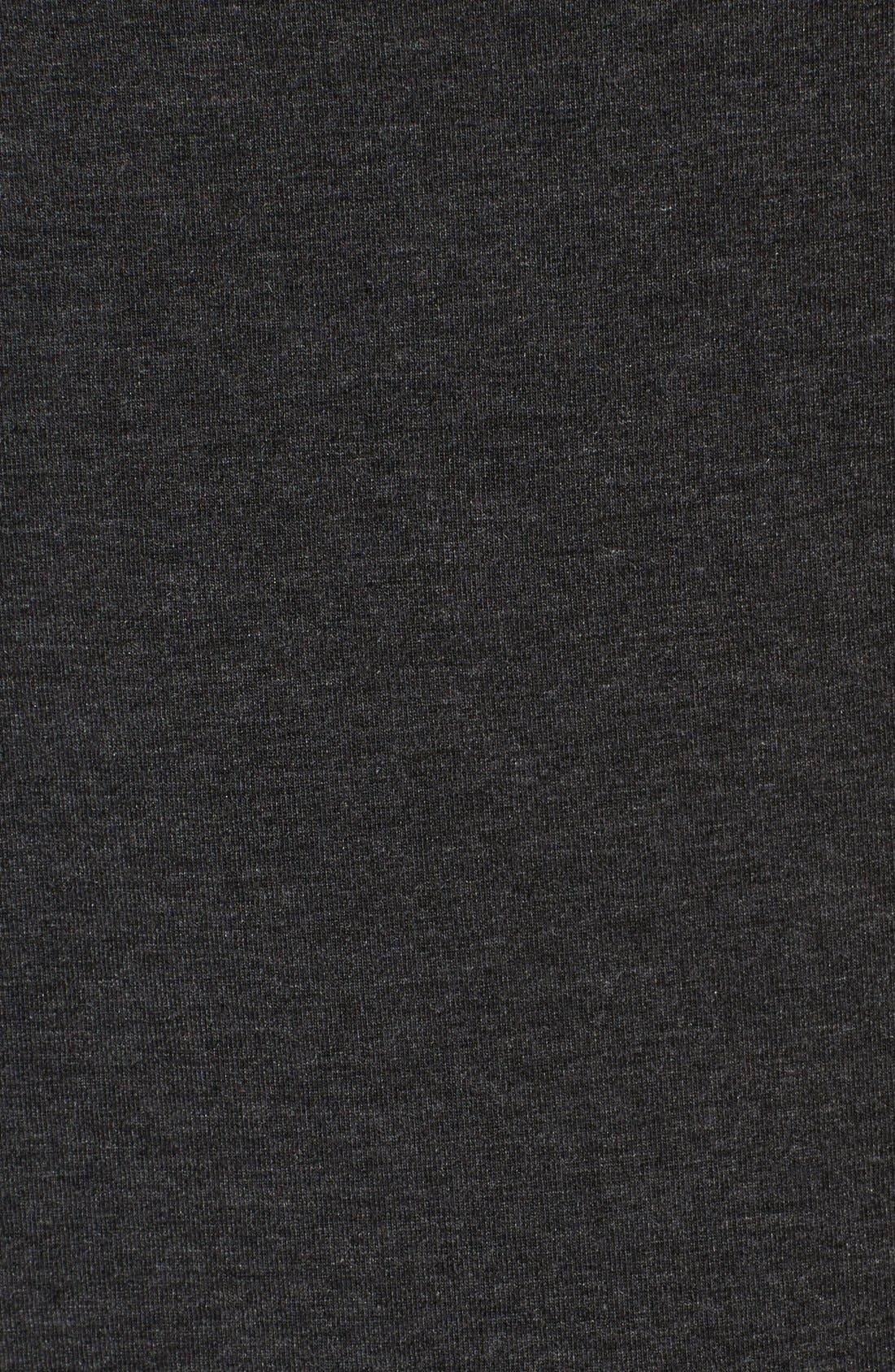 Stretch Tencel<sup>®</sup> Jersey Tank,                             Alternate thumbnail 3, color,                             002