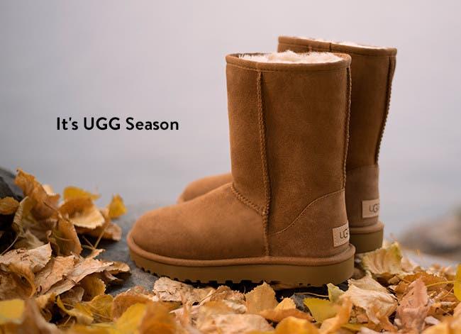 It's UGG Season.