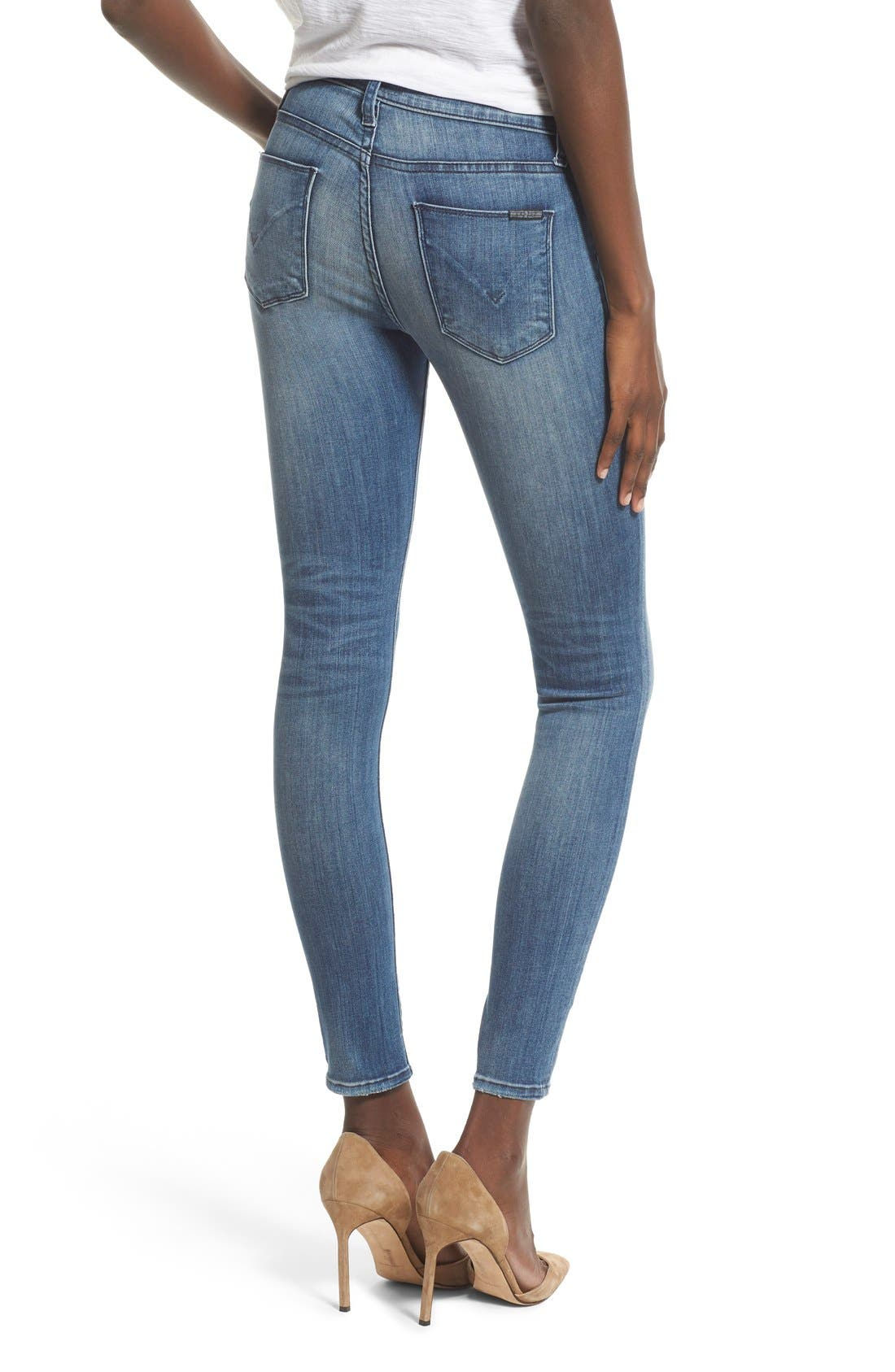 'Nico' Super Skinny Jeans,                             Alternate thumbnail 29, color,