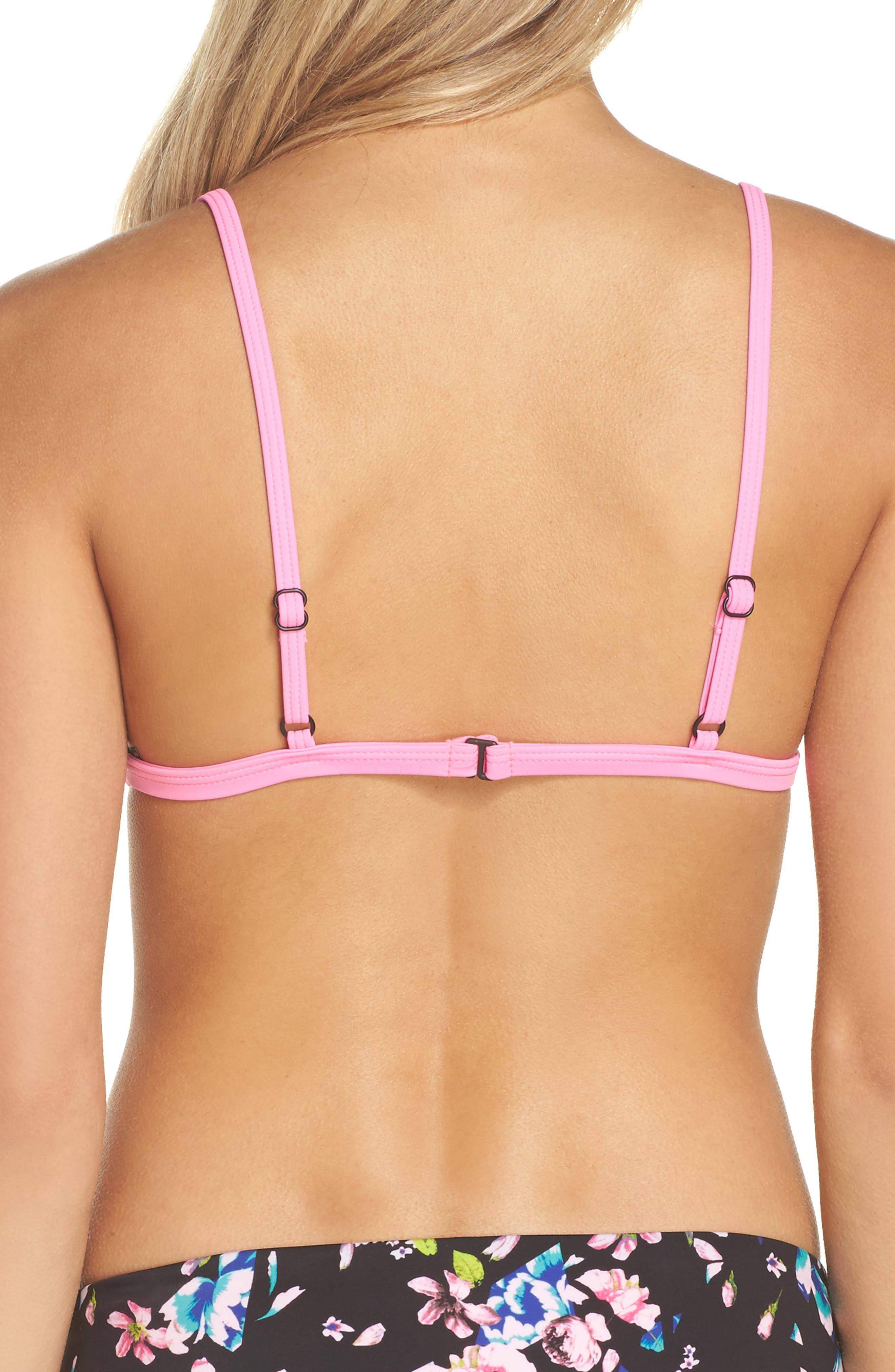 Triangle Bikini Top,                             Alternate thumbnail 2, color,                             002