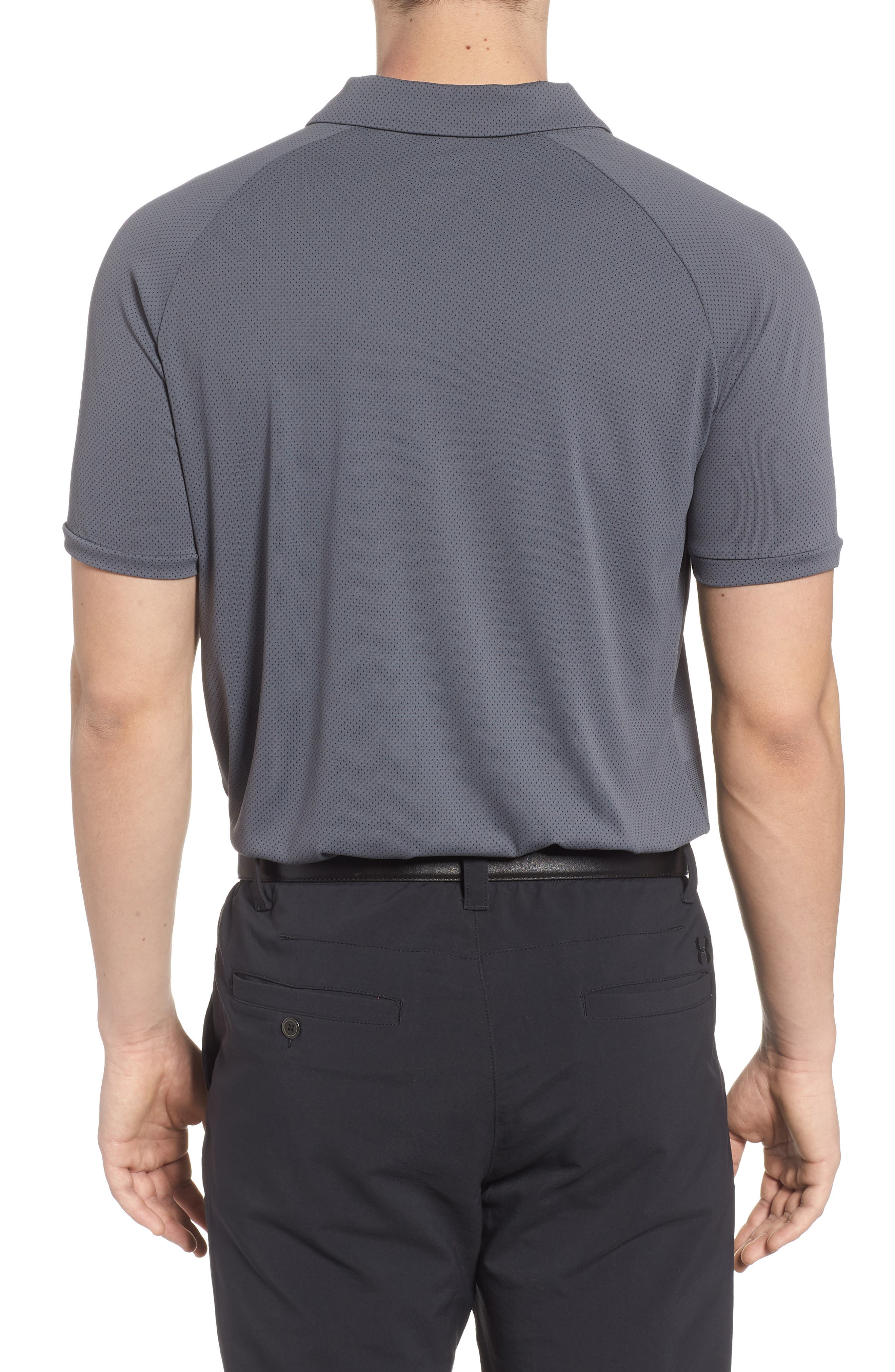 Stripe Polo Shirt,                             Alternate thumbnail 2, color,                             021