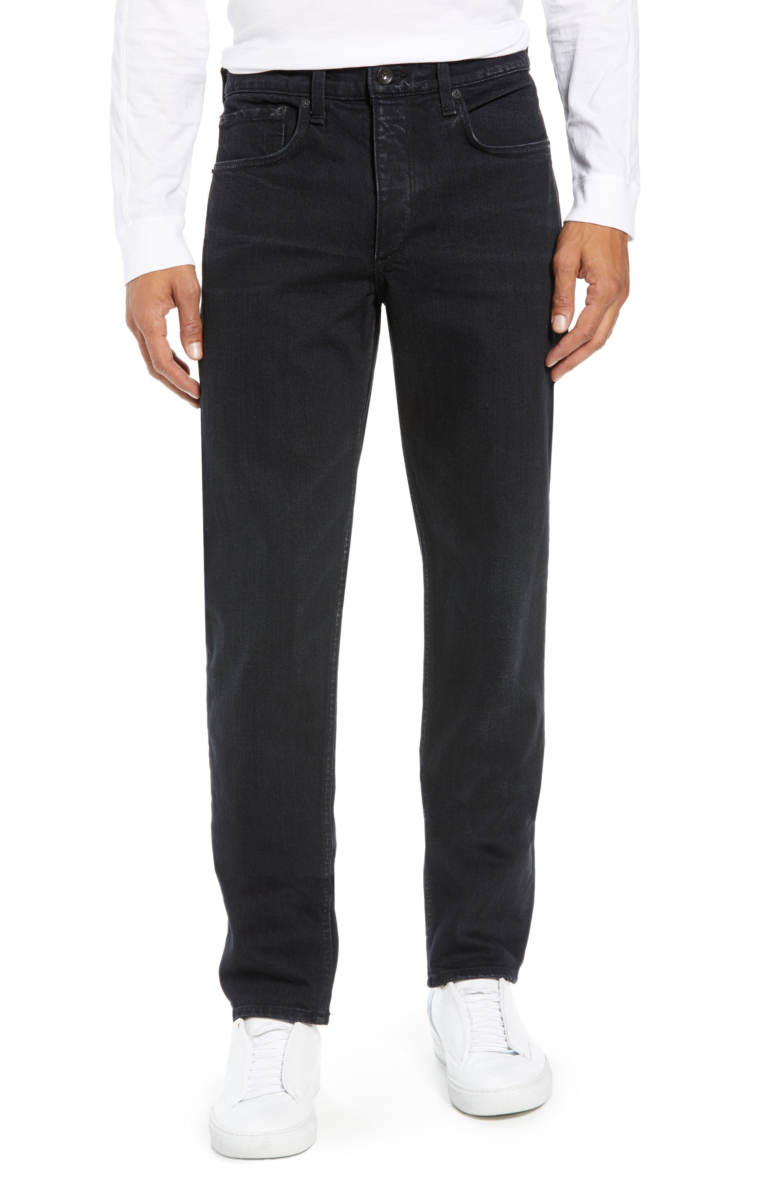 Fit 2 Slim Fit Jeans,                             Main thumbnail 1, color,                             DEVON
